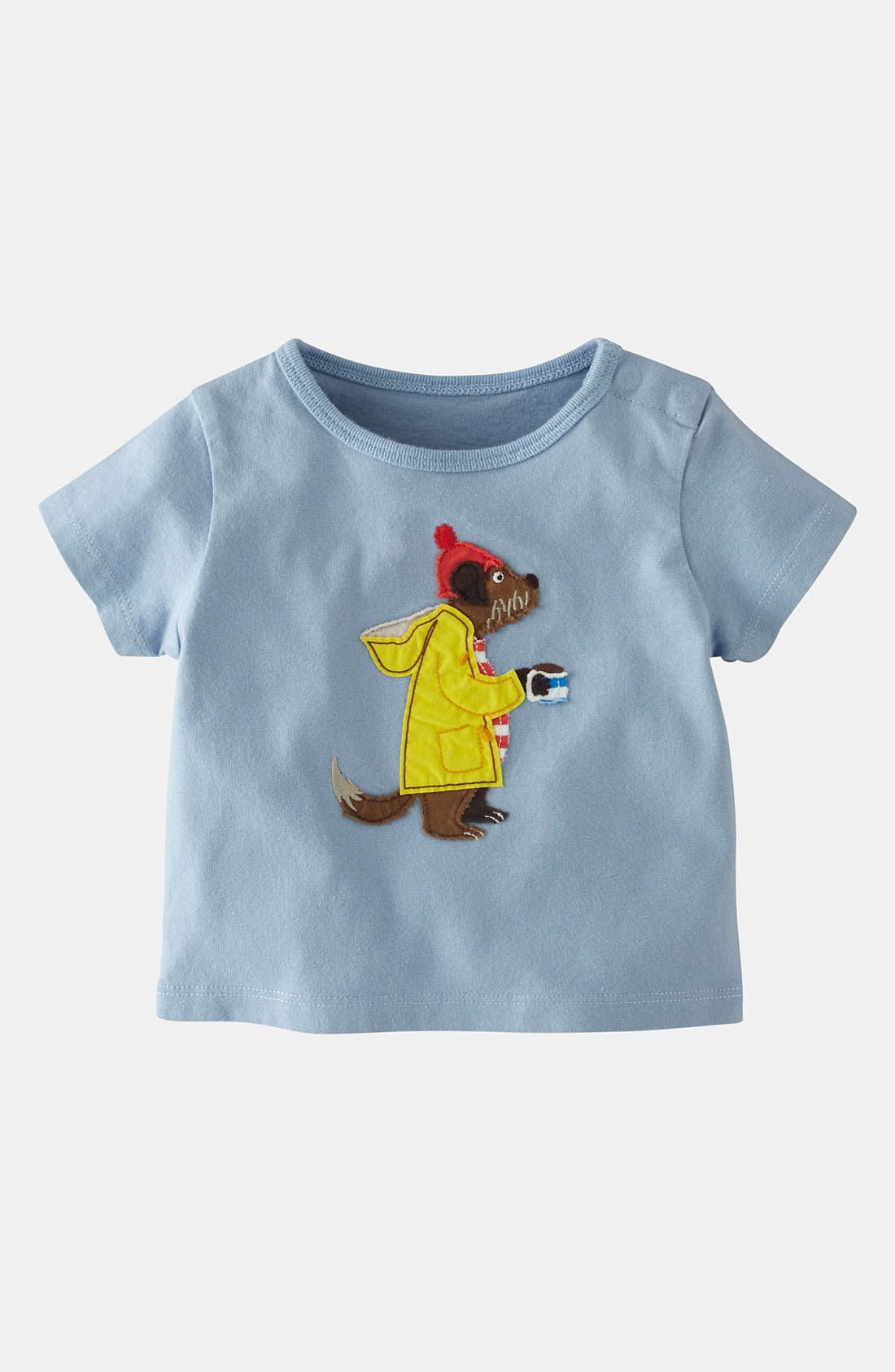 Alternate Image 1 Selected - Mini Boden 'Vintage Animals' T-Shirt (Baby)