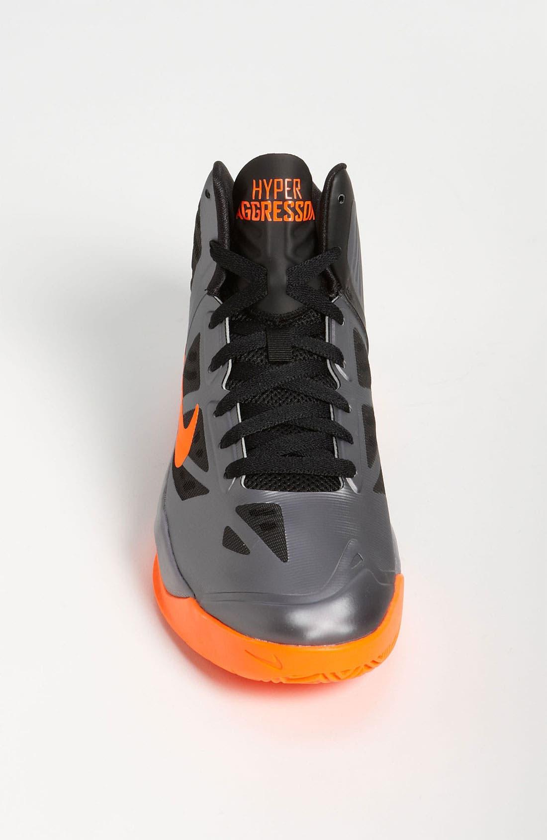 Alternate Image 3  - Nike 'Air Max HyperAggressor' Basketball Shoe (Men)
