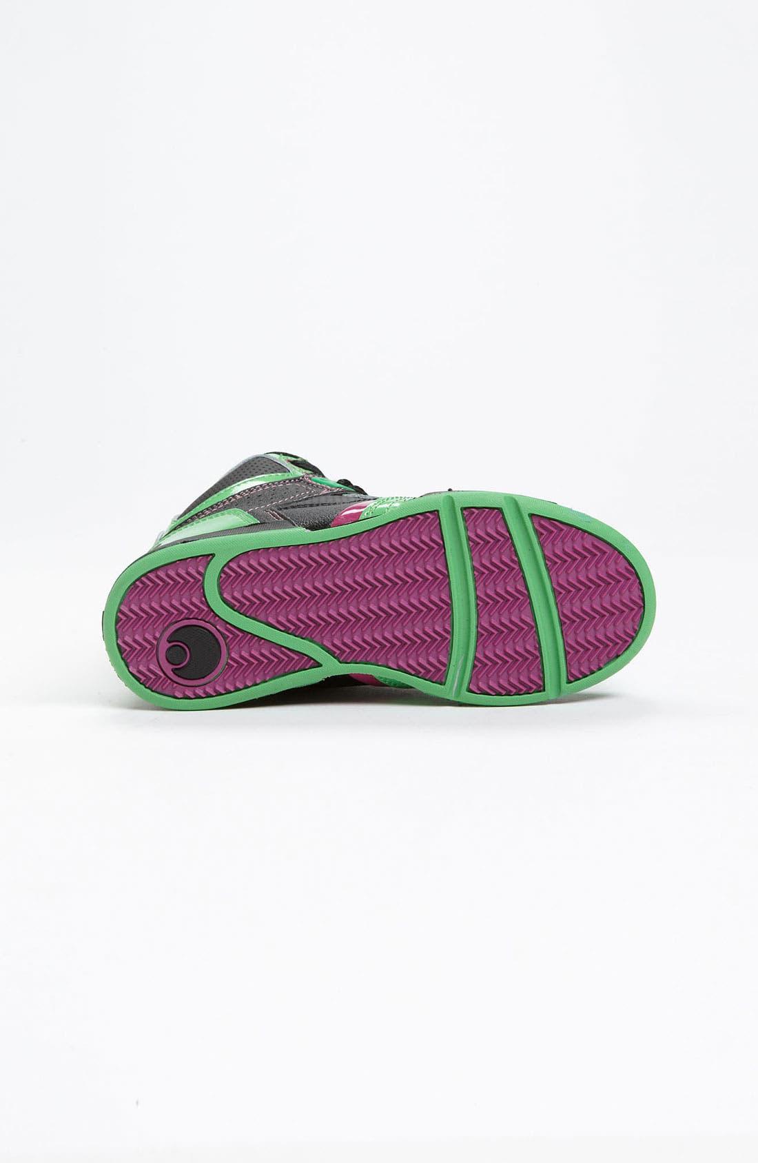 Alternate Image 4  - Osiris 'NYC 83' Skate Shoe (Big Kid)