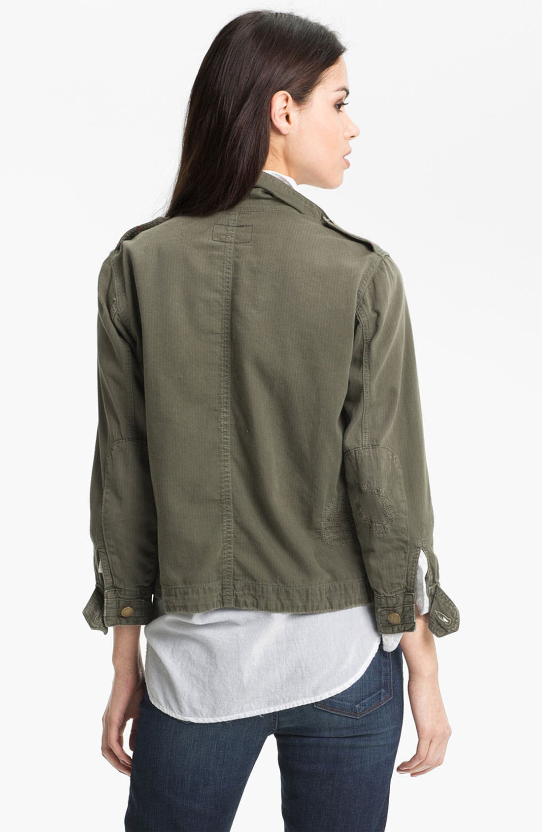 Alternate Image 2  - Current/Elliott 'The Battalion' Army Jacket