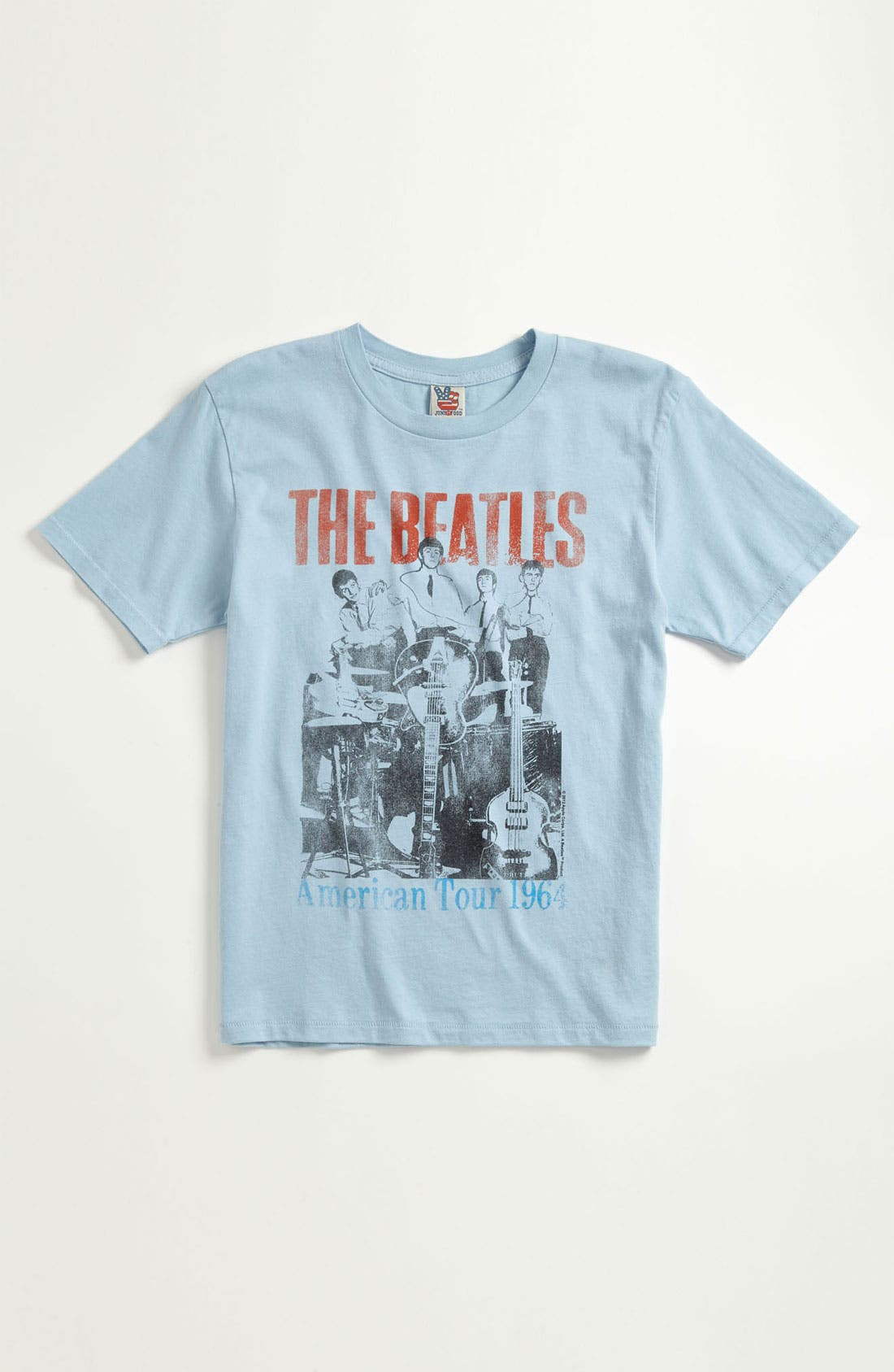 Main Image - Junk Food 'Beatles' T-Shirt (Little Boys & Big Boys)