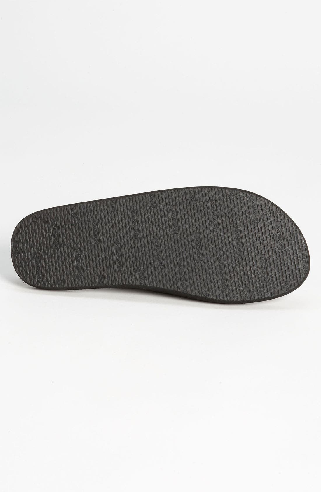 Alternate Image 4  - Rainbow® 'Cloud' Sandal (Men)