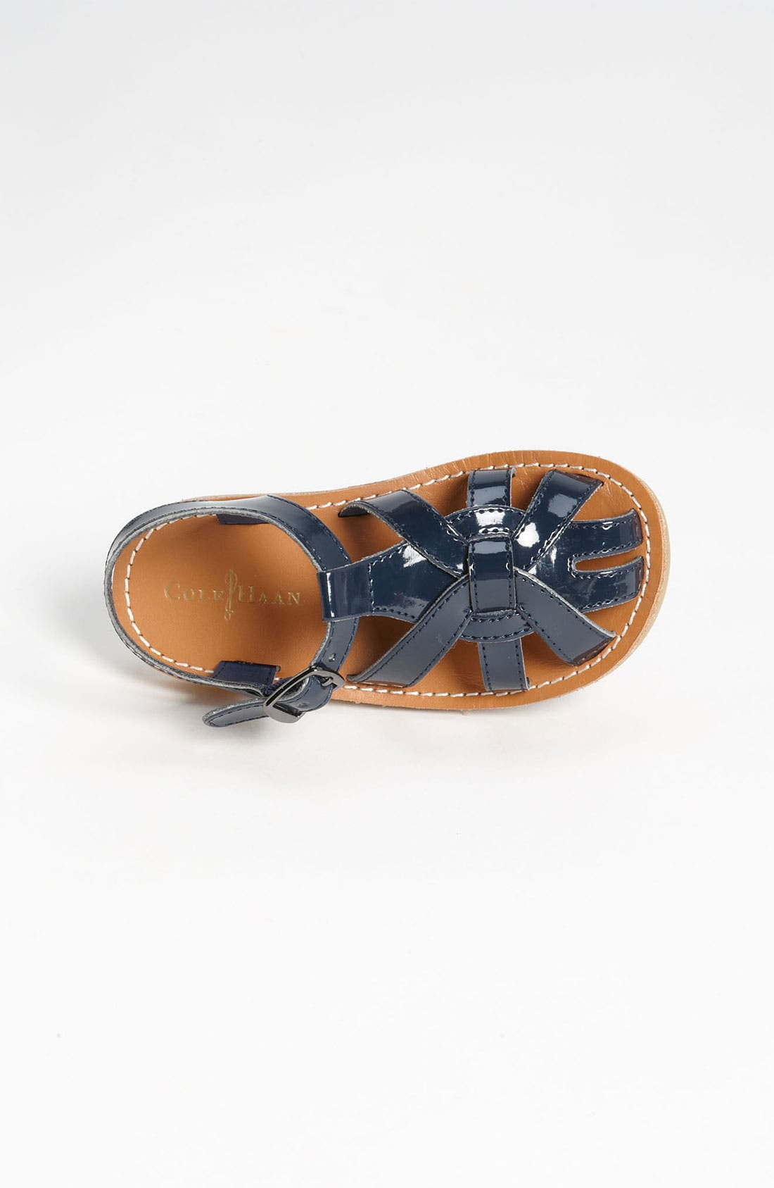 Alternate Image 3  - Cole Haan 'Apple' Fisherman Sandal (Walker & Toddler)