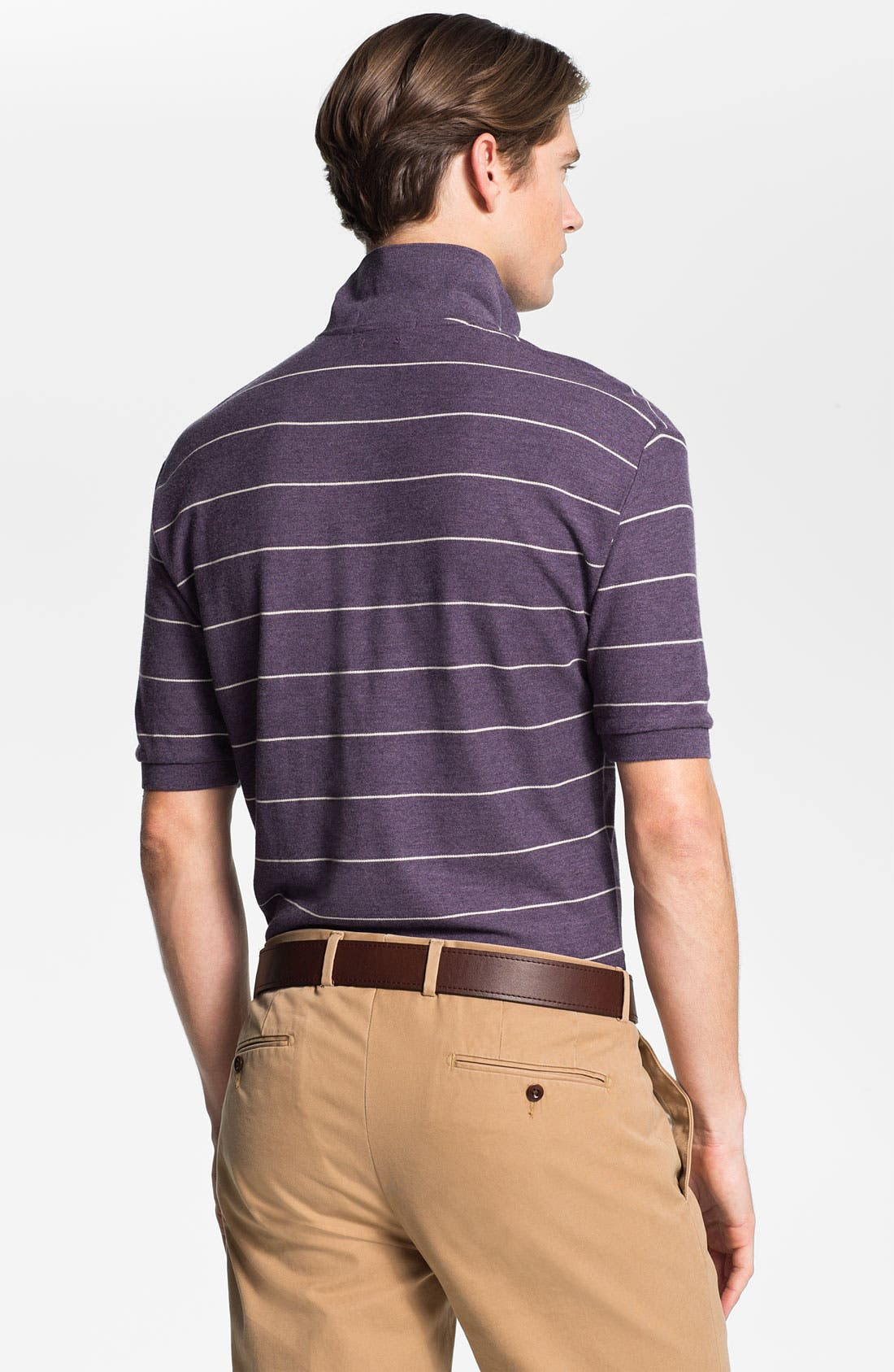 Alternate Image 2  - Polo Ralph Lauren Classic Fit Mesh Polo
