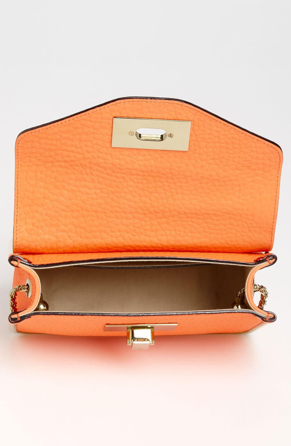 Alternate Image 3  - Chloé 'Sally - Small' Leather Shoulder Bag
