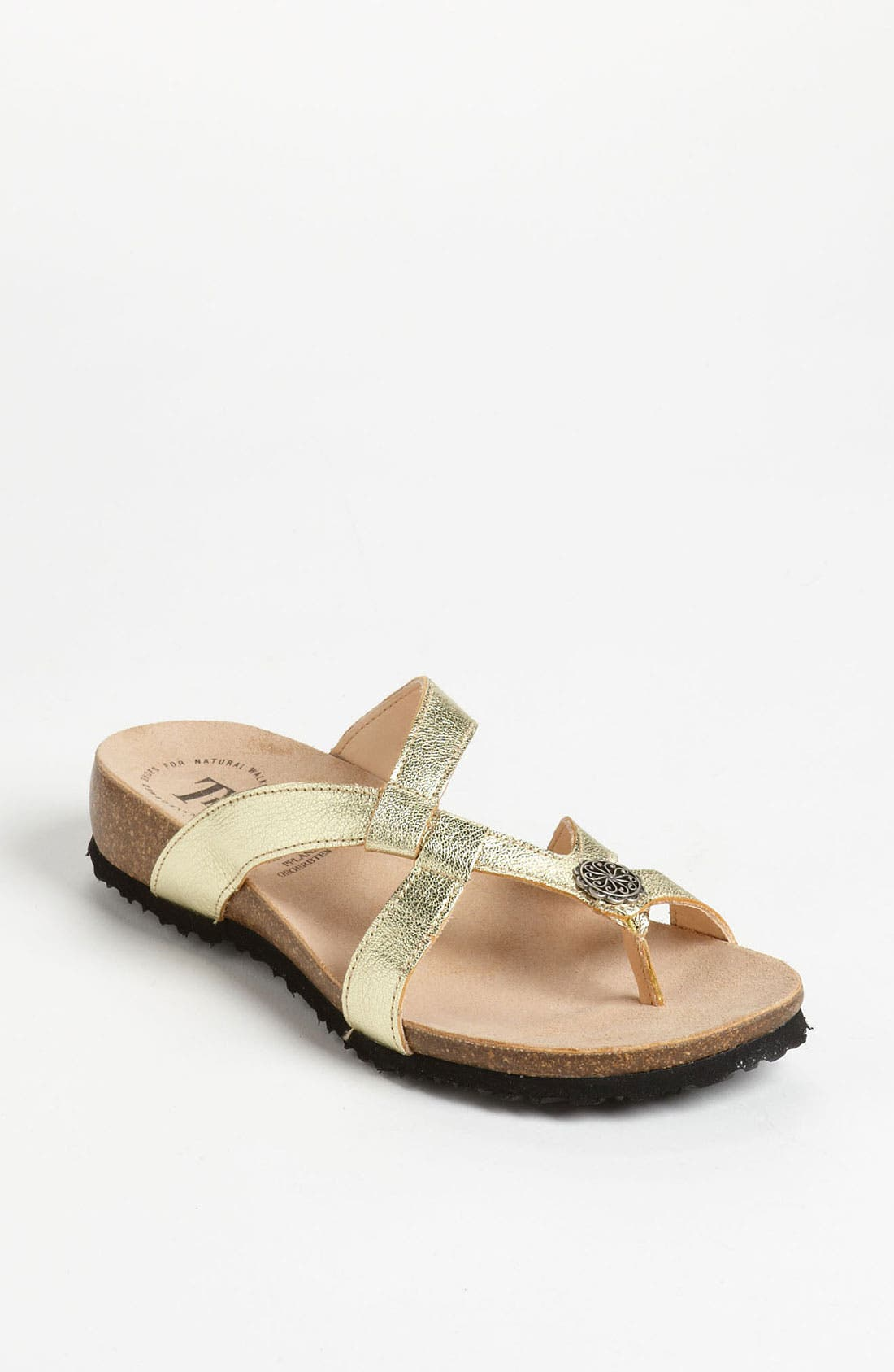 Alternate Image 1 Selected - Think! 'Julia' Sandal (Online Only)