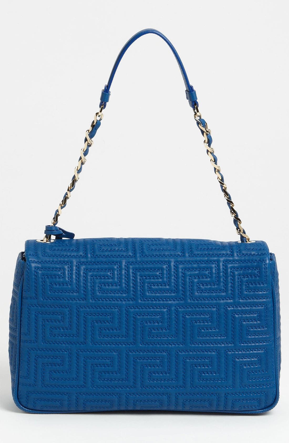 Alternate Image 4  - Versace Leather Shoulder Bag