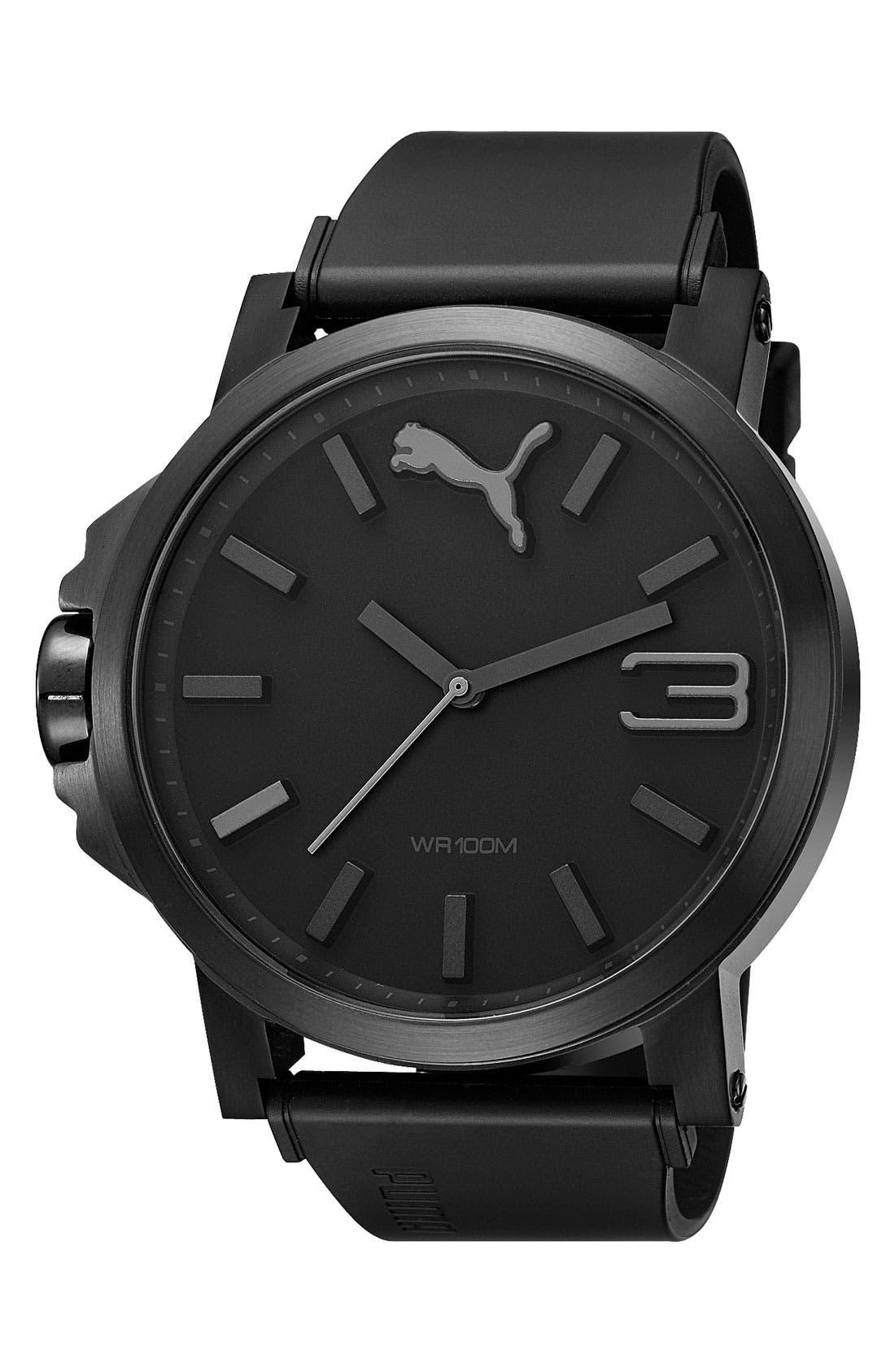 Main Image - PUMA 'Ultrasize' Watch, 50mm