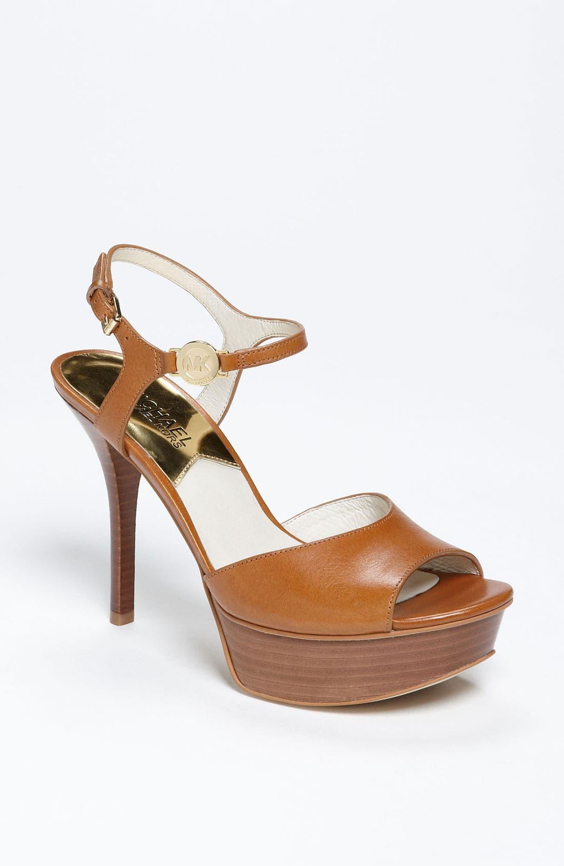 Main Image - MICHAEL Michael Kors 'Brayson' Sandal