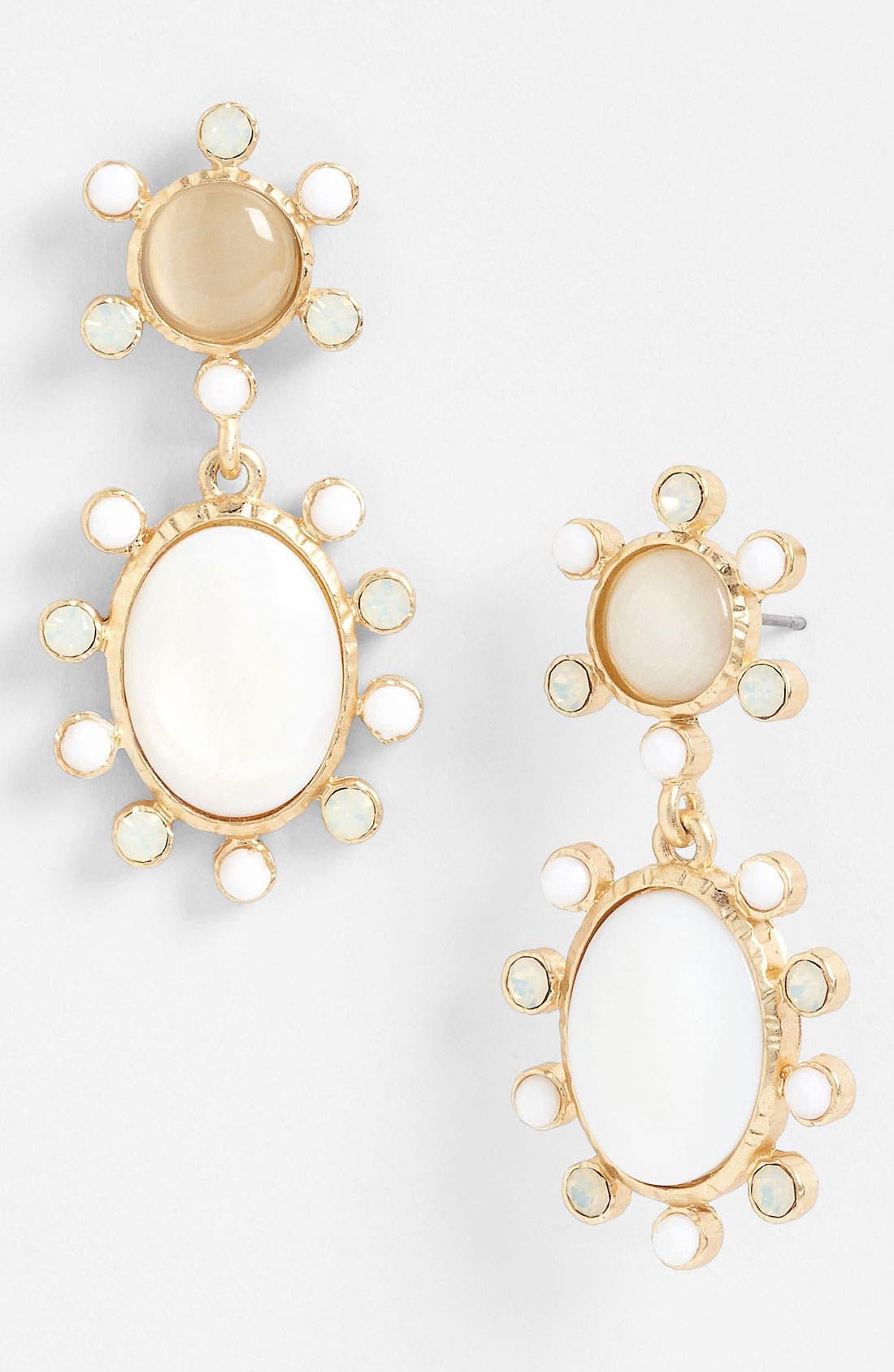 Alternate Image 1 Selected - Nordstrom 'Santorini' Drop Earrings