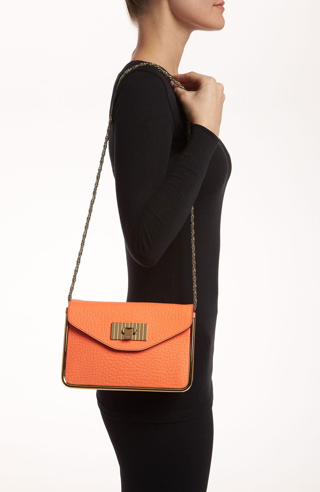 Alternate Image 2  - Chloé 'Sally - Small' Leather Shoulder Bag