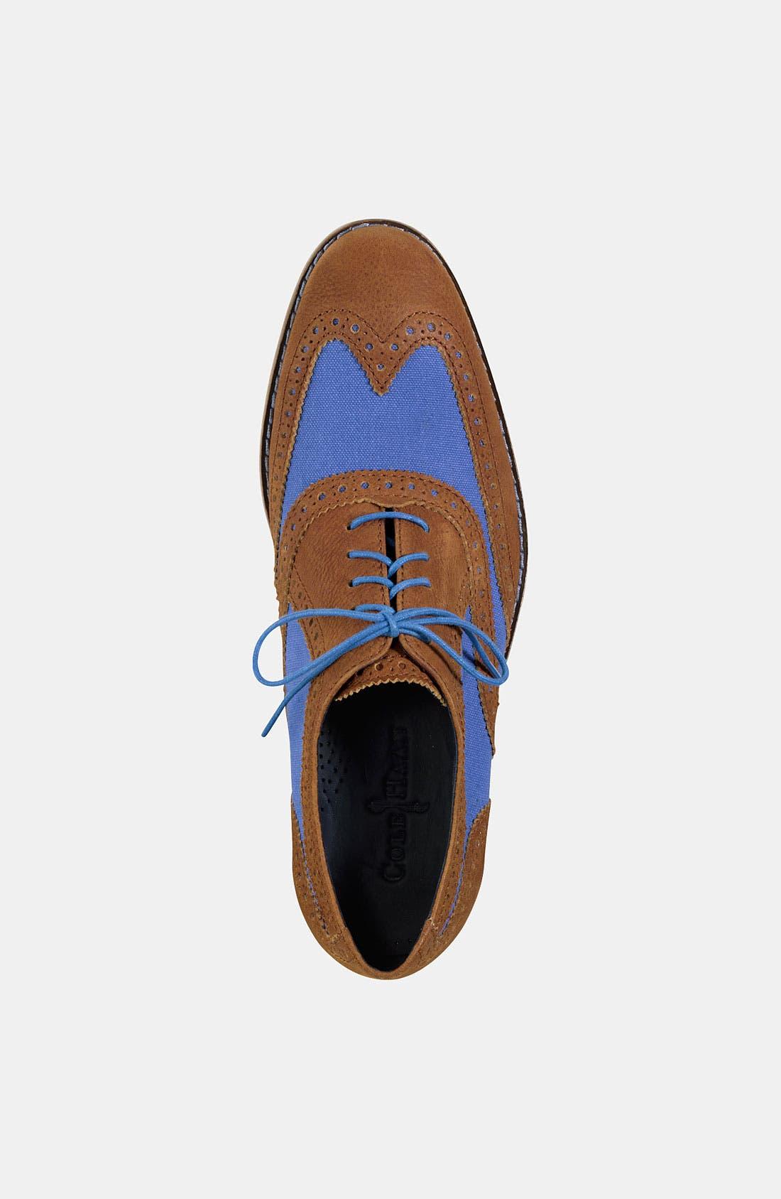 Alternate Image 2  - Cole Haan 'Air Colton' Spectator Shoe