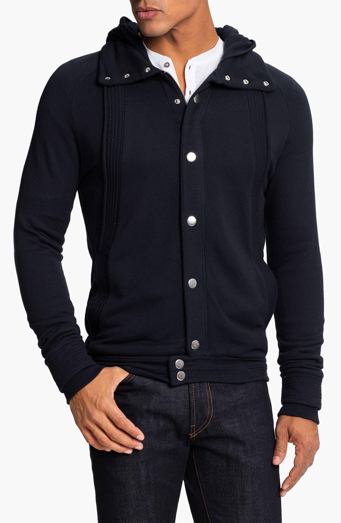 Main Image - adidas SLVR 'Lux' Jacket