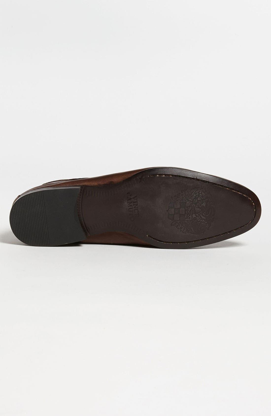 Alternate Image 4  - Vince Camuto 'Castell' Leather Bit Loafer