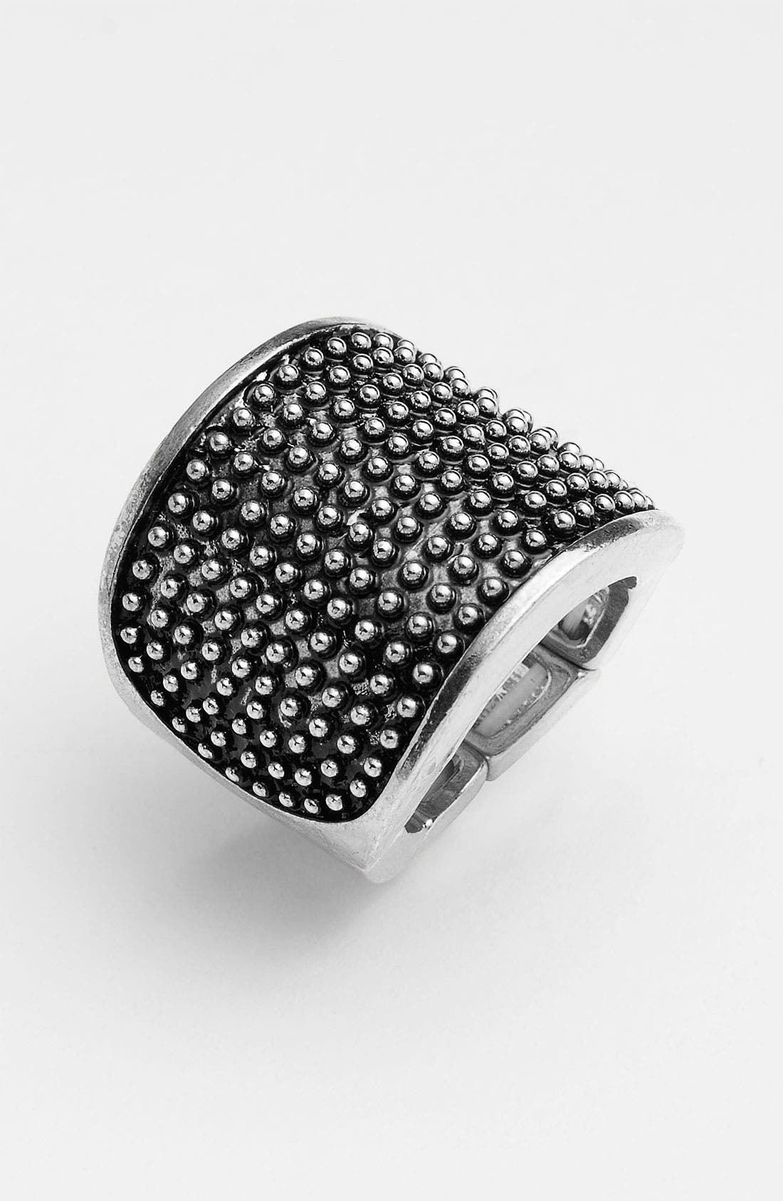 Alternate Image 1 Selected - Guinevere Micro Stretch Ring