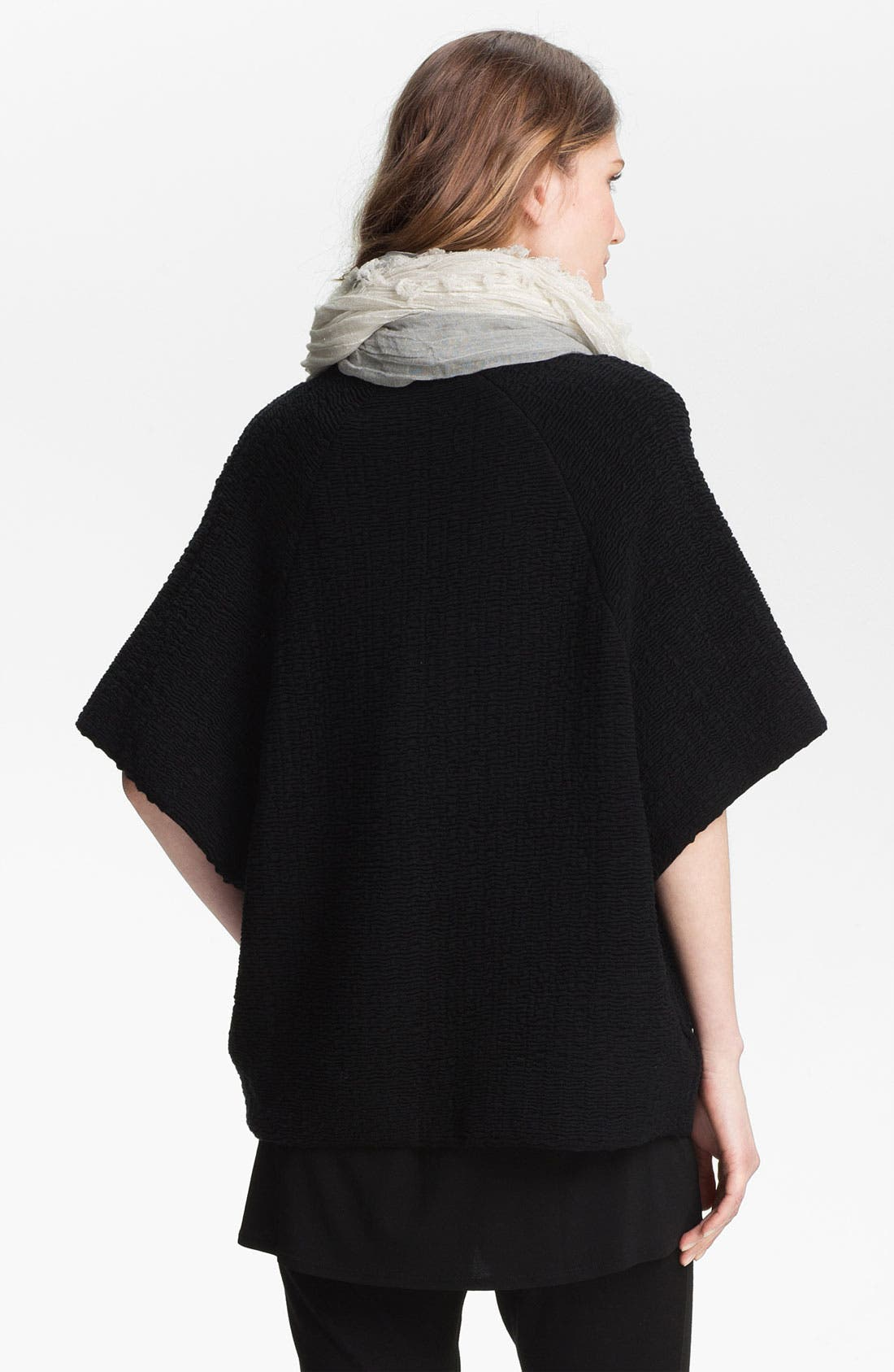 Alternate Image 2  - Eileen Fisher Stand Collar Jacket (Online Only)