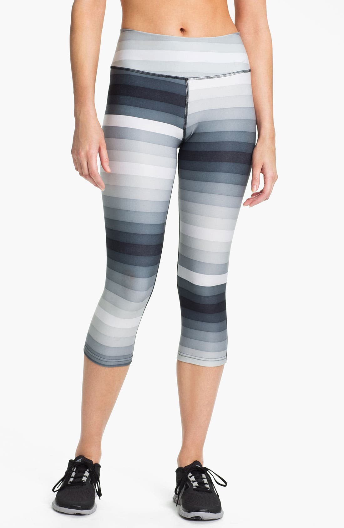 Alternate Image 1 Selected - Nike 'Legend 2.0' Print Dri-FIT Tights