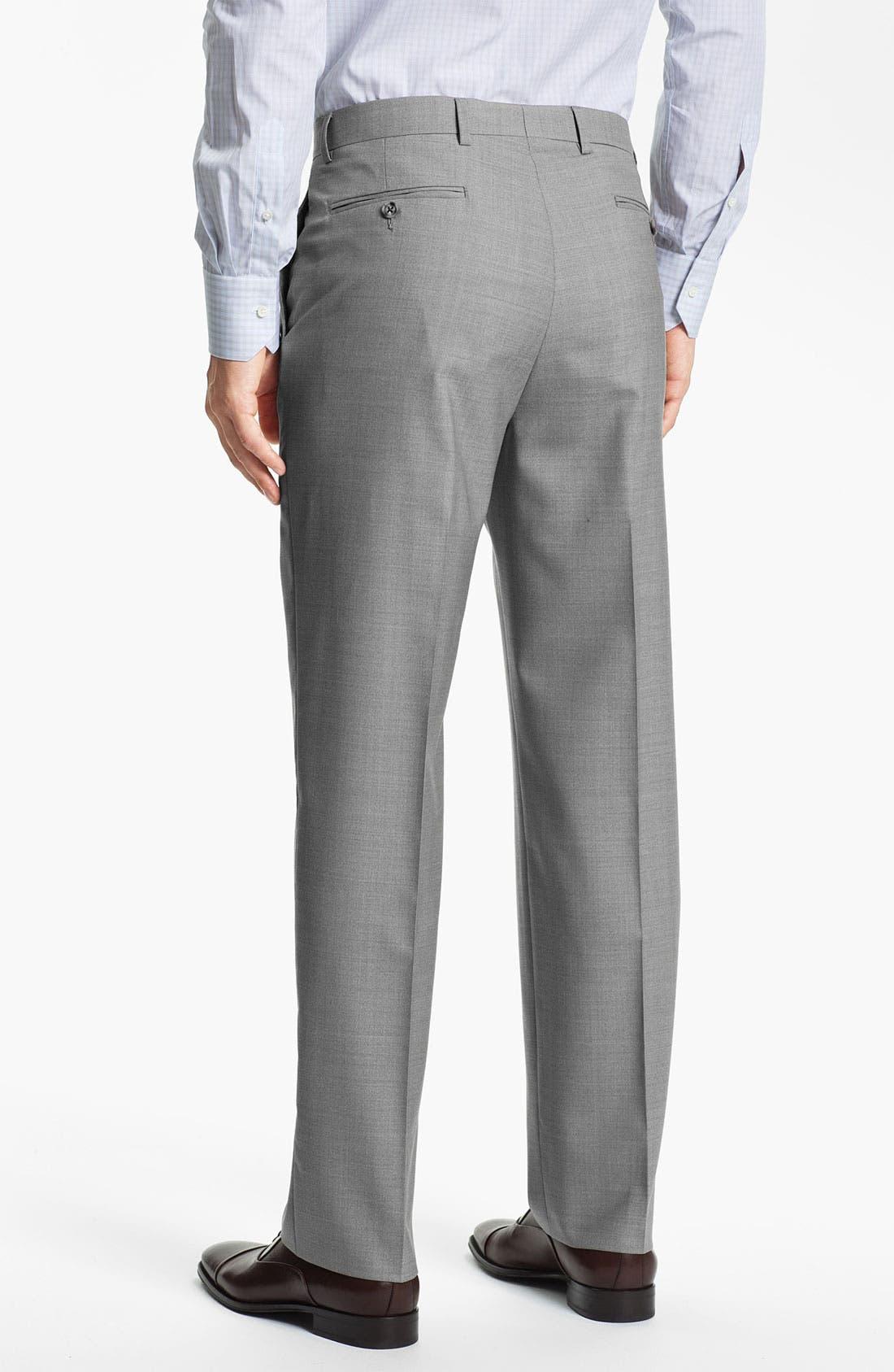 Alternate Image 5  - Joseph Abboud Wool Suit