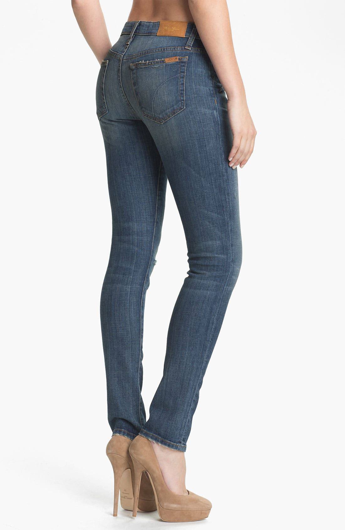 Alternate Image 2  - Joe's 'Vintage Reserve' Skinny Stretch Jeans (Erika)