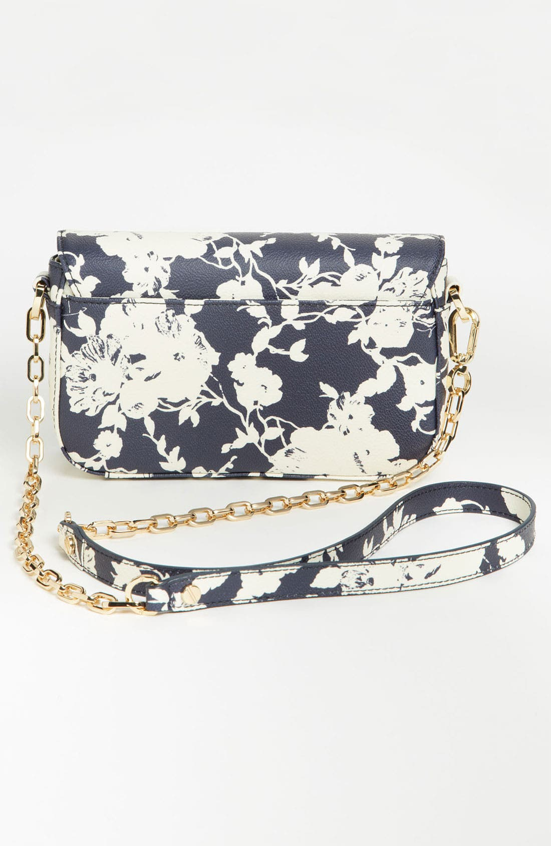 Alternate Image 4  - Tory Burch 'Robinson - Mini' Print Leather Adjustable Crossbody Bag