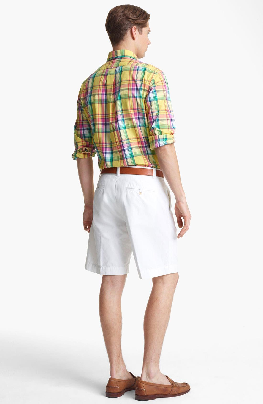 Alternate Image 5  - Polo Ralph Lauren Classic Fit Sport Shirt