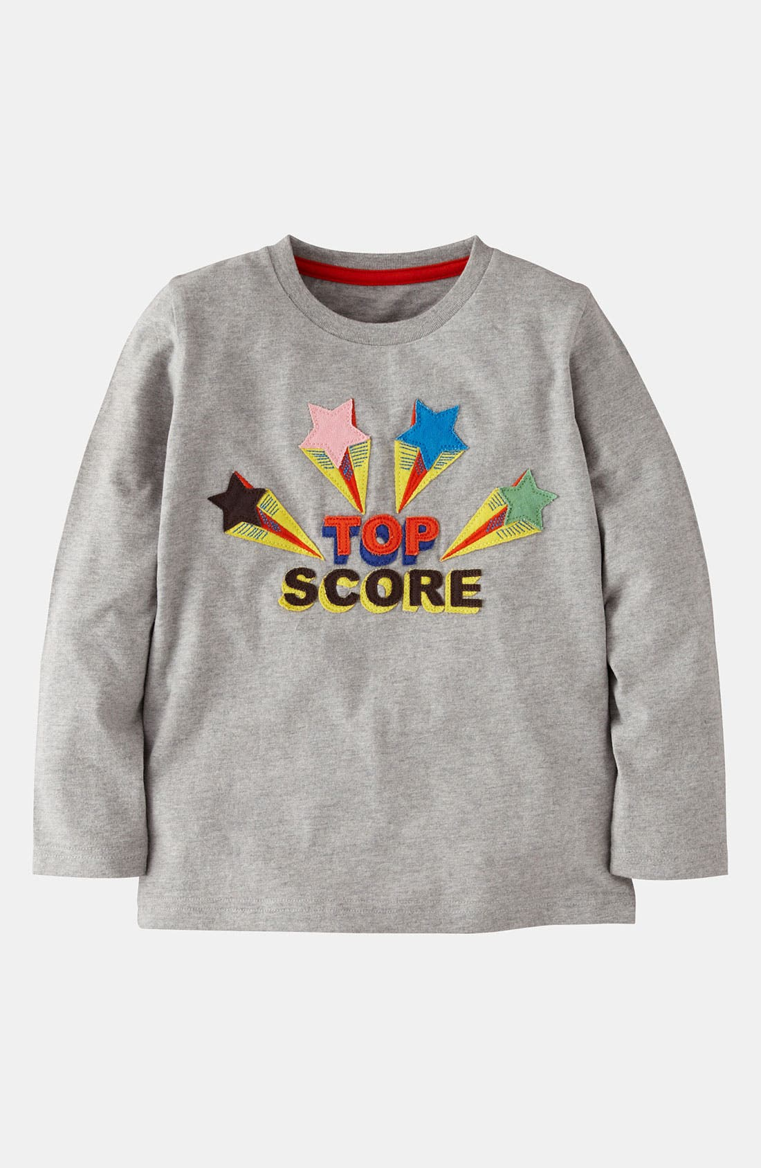 Alternate Image 1 Selected - Mini Boden 'Games' T-Shirt (Little Boys & Big Boys)