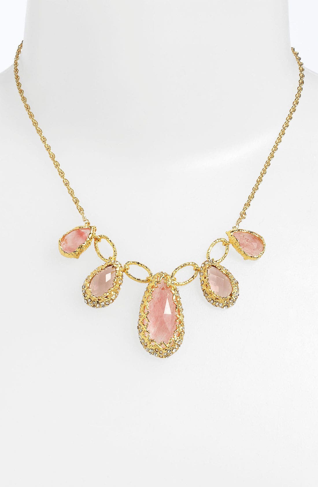Main Image - Alexis Bittar 'Elements - Floral' Frontal Necklace