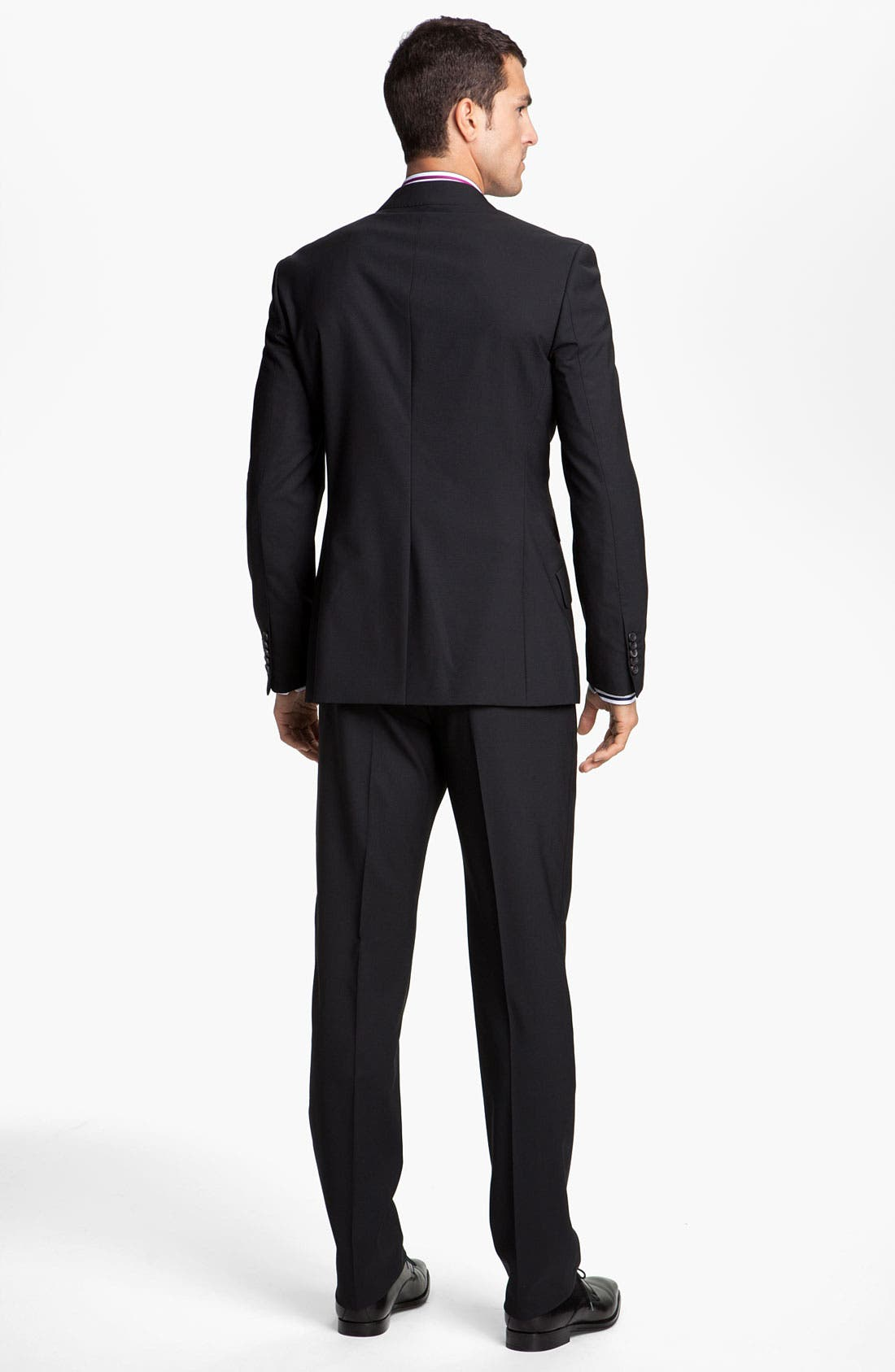 Alternate Image 3  - Paul Smith London Stretch Wool Suit