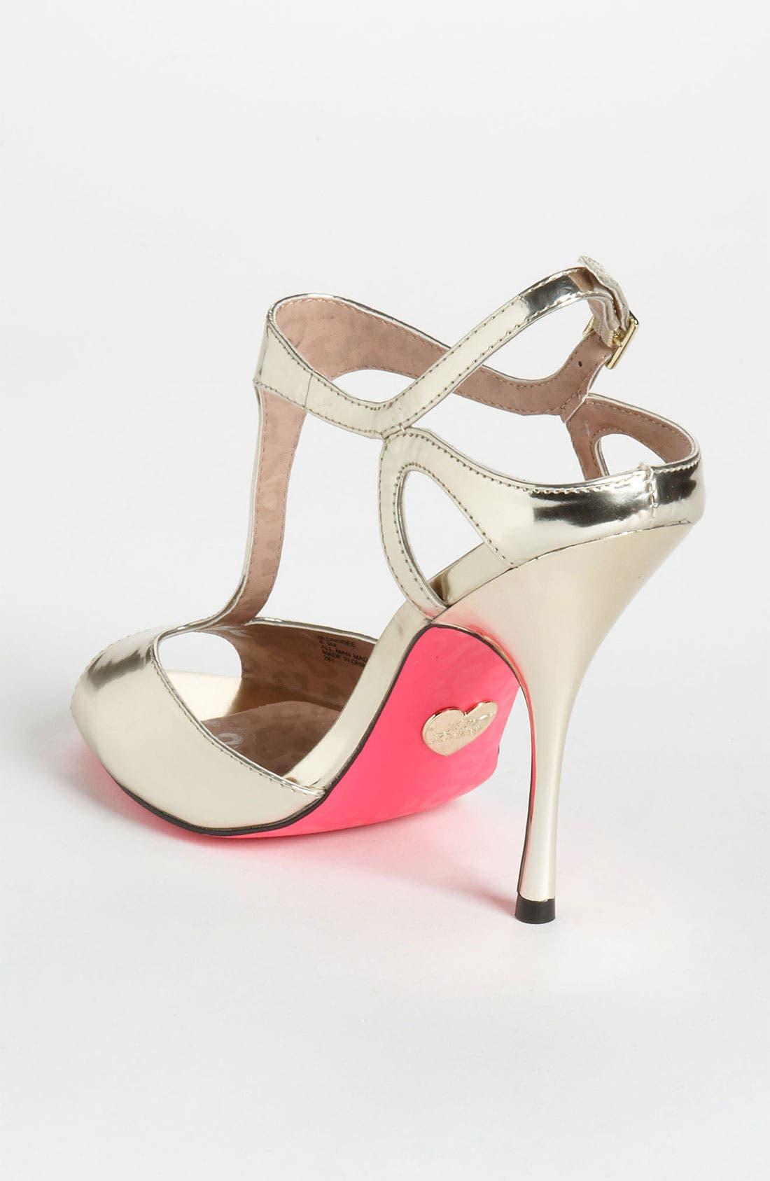 Alternate Image 2  - Betsey Johnson 'Blonddee' Sandal