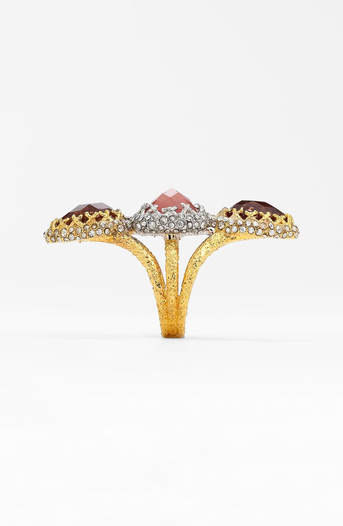 Alternate Image 2  - Alexis Bittar 'Elements - Floral' Linear Stone Ring