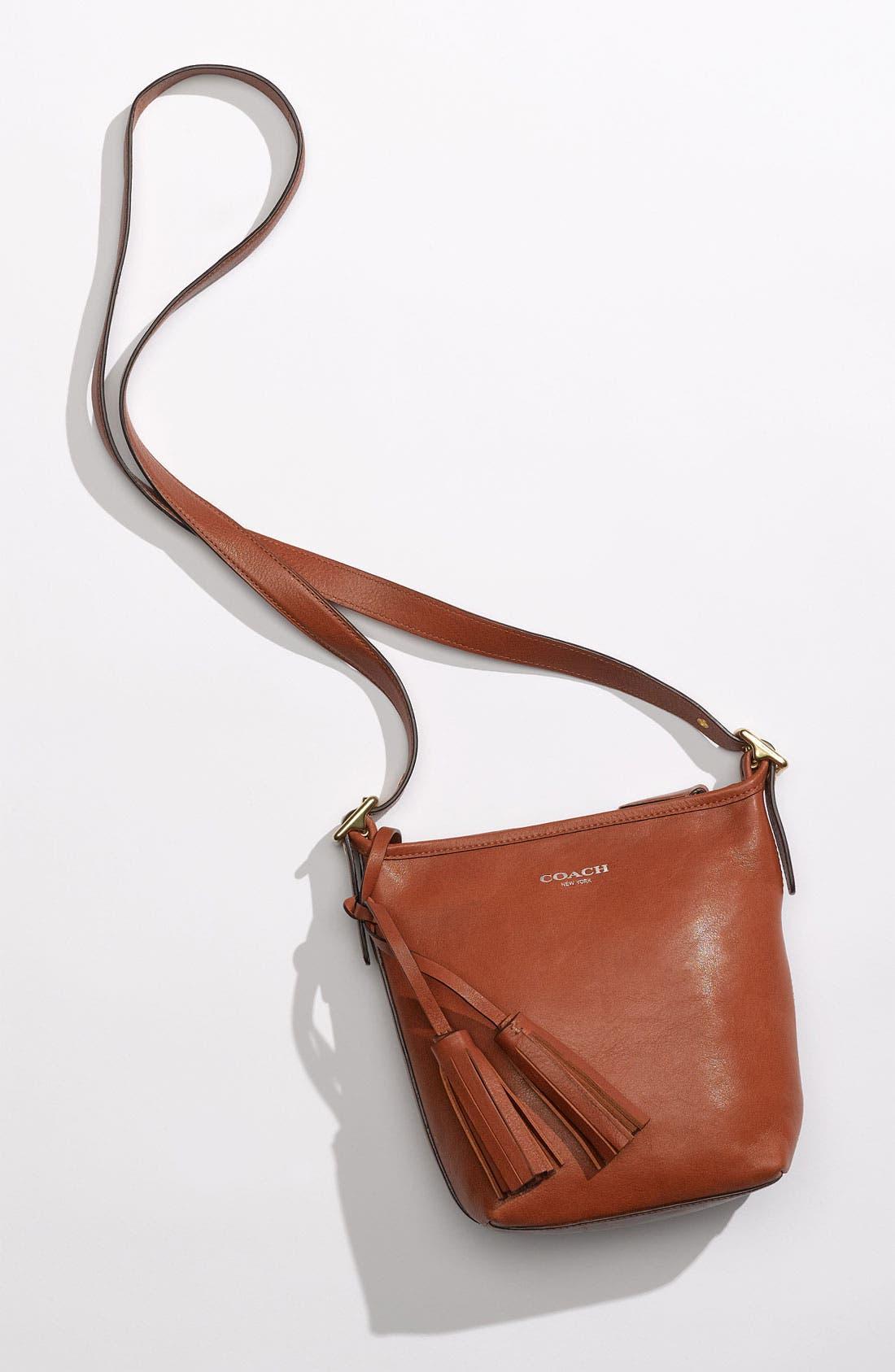 Alternate Image 2  - COACH 'Legacy - Mini' Leather Shoulder Bag