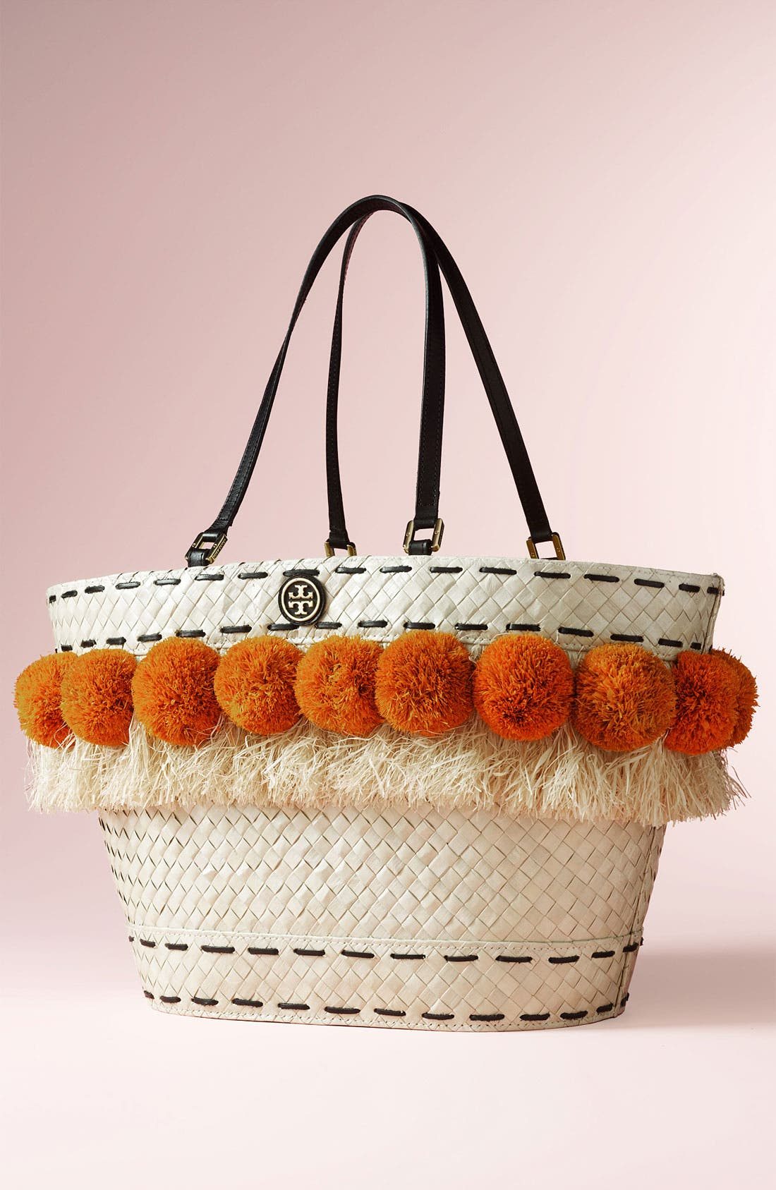 Alternate Image 5  - Tory Burch 'Norah - Beachy' Bucket Tote