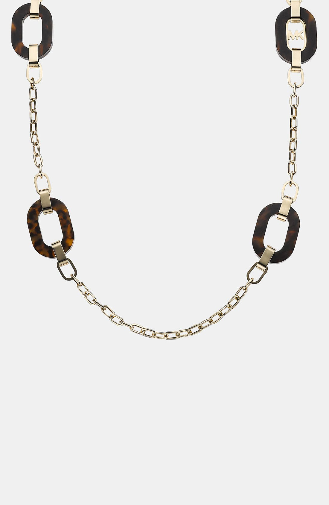 Alternate Image 3  - Michael Kors 'Jet Set' Long Station Necklace