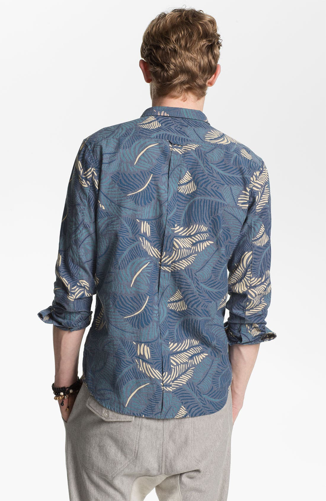 Alternate Image 2  - Zanerobe 'Poleho' Woven Shirt