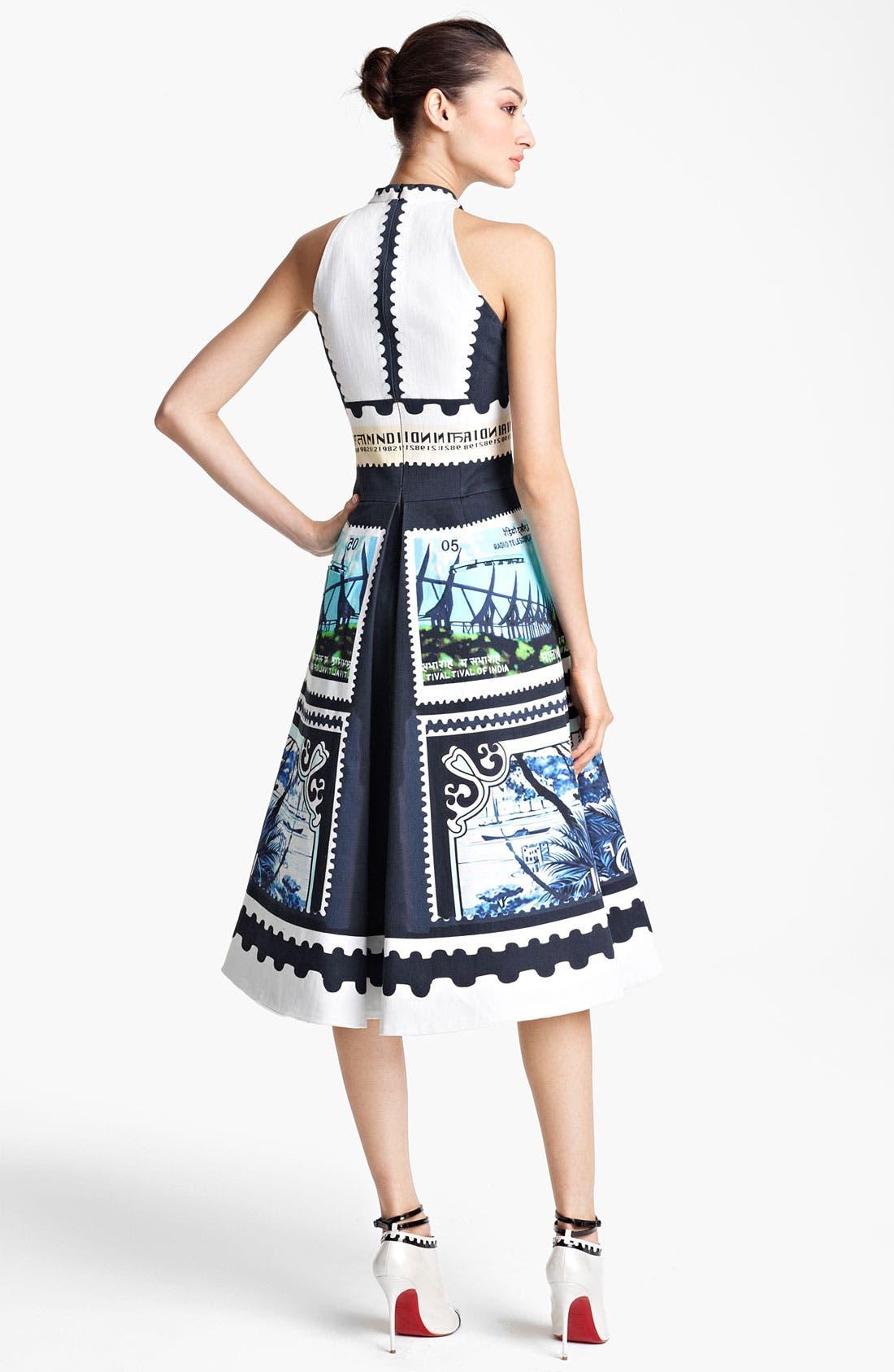 Alternate Image 2  - Mary Katrantzou 'Kathmandu Print' A-Line Dress
