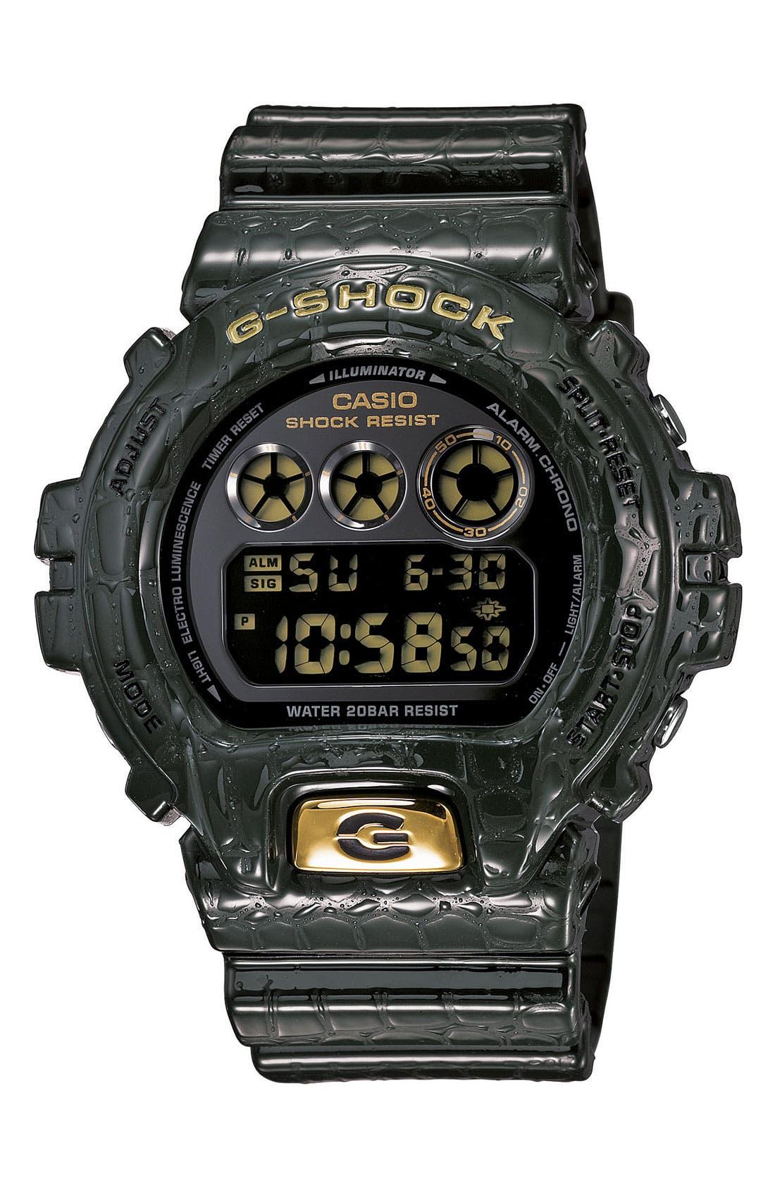 Alternate Image 1 Selected - G-Shock Digital Watch, 50mm