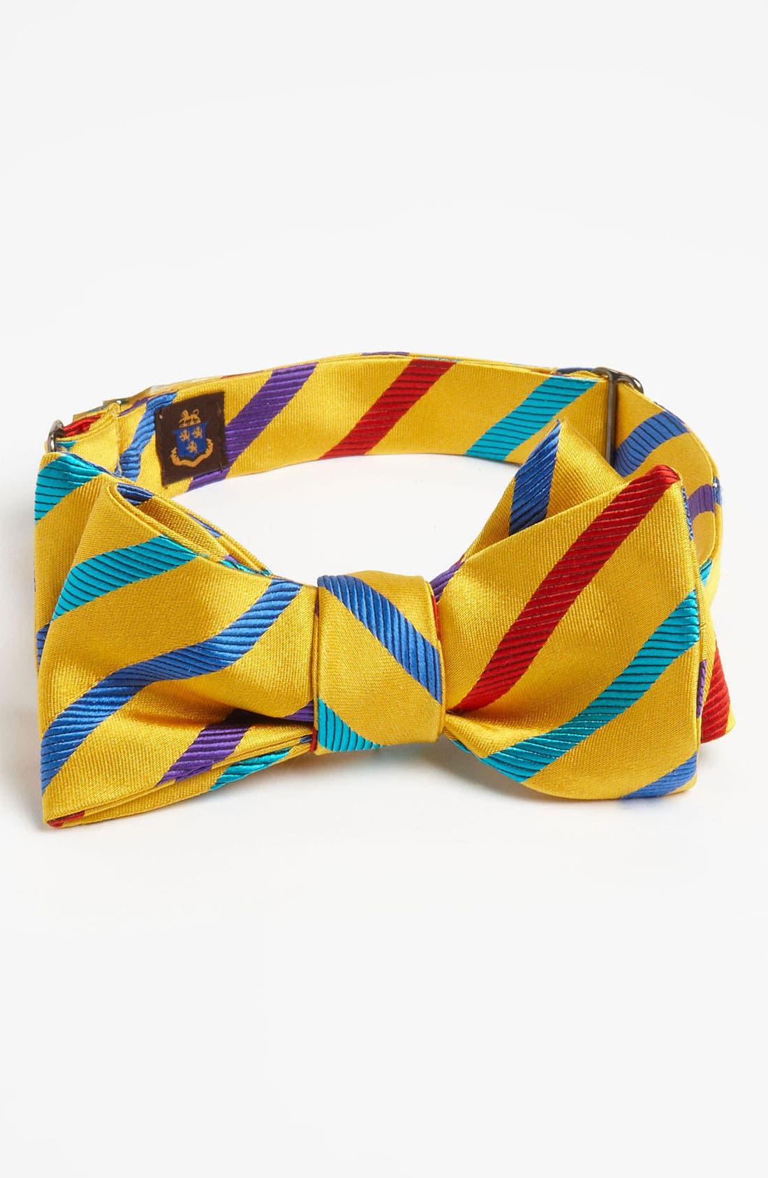 Alternate Image 1 Selected - Robert Talbott Silk Bow Tie