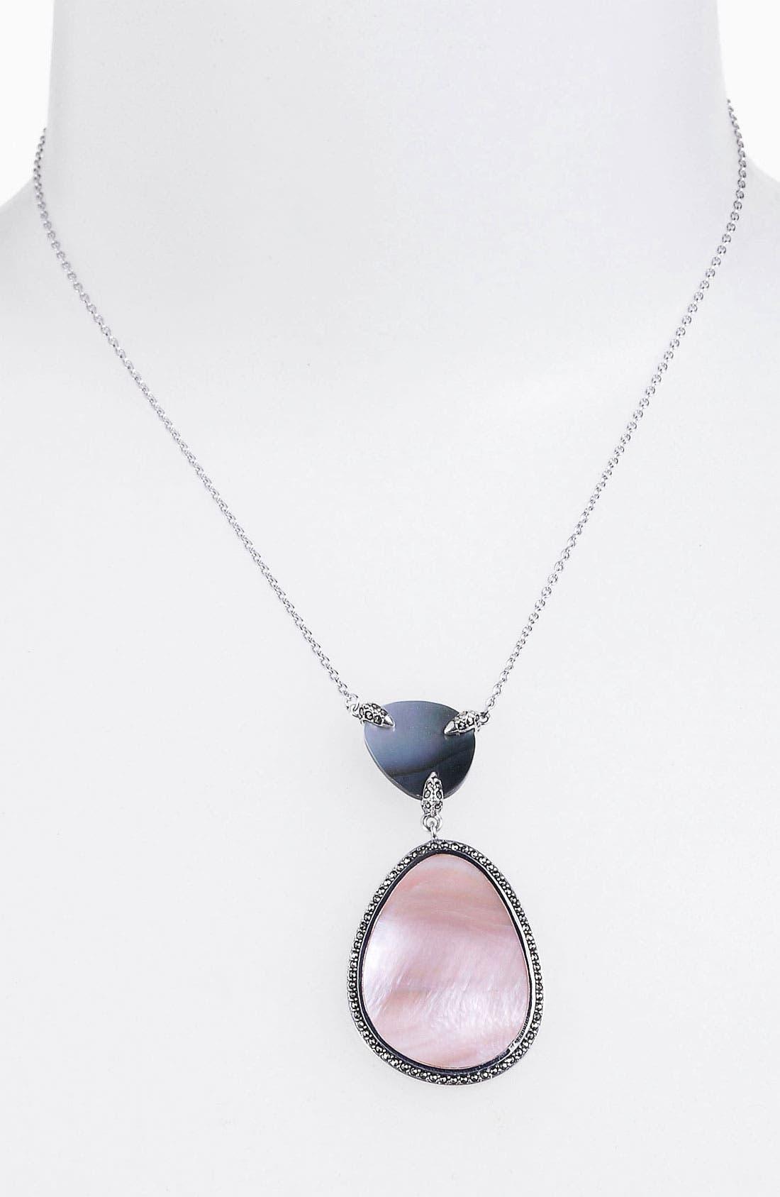 Main Image - Judith Jack Double Pendant Necklace