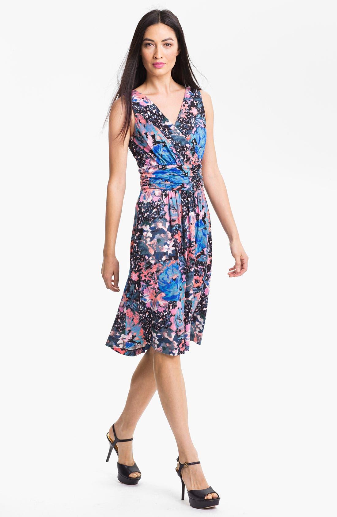 Main Image - Nic + Zoe 'Nocturnal Garden' Dress