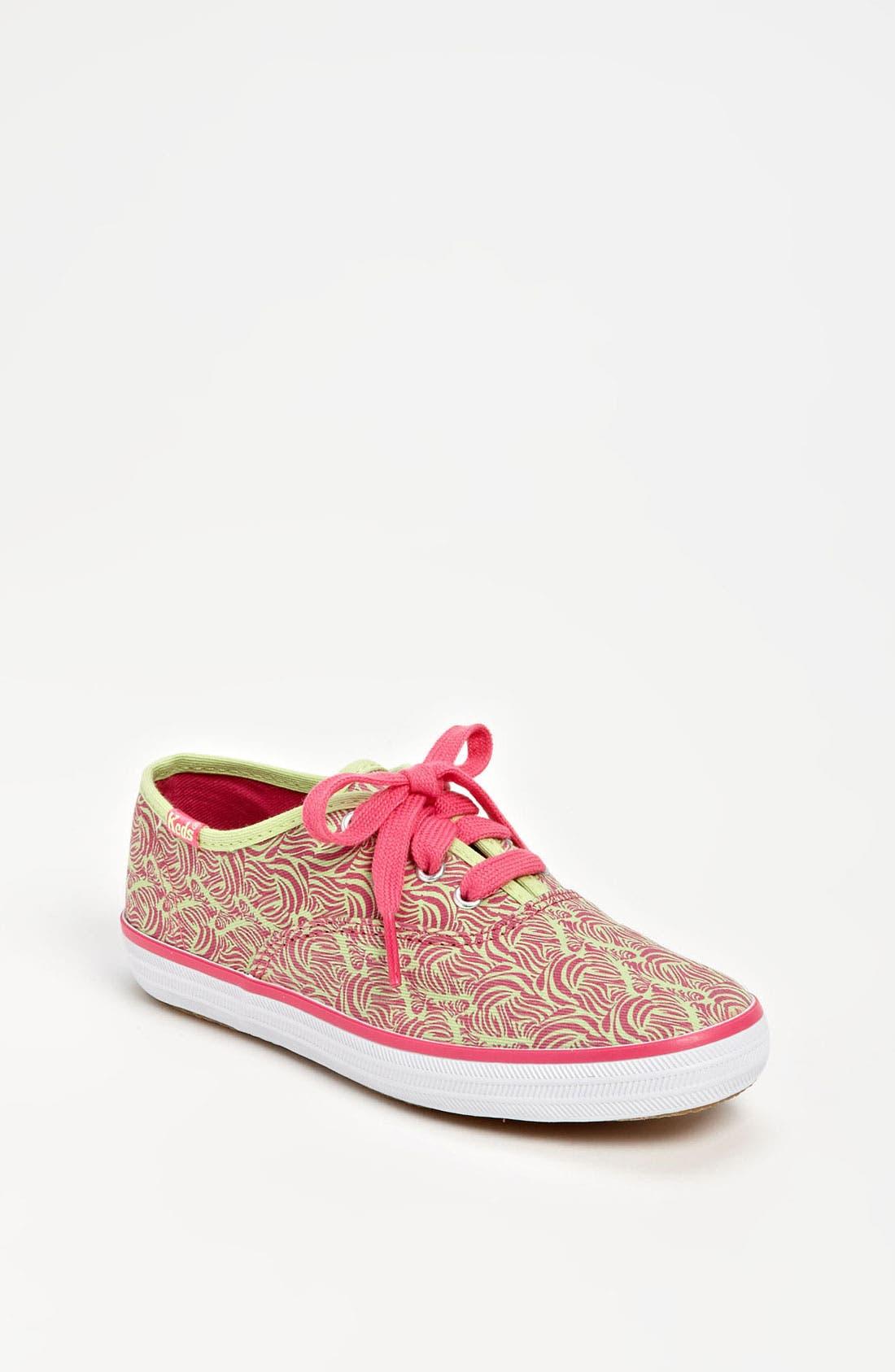 Alternate Image 1 Selected - Keds® 'Original Champion' Sneaker (Toddler, Little Kid & Big Kid)