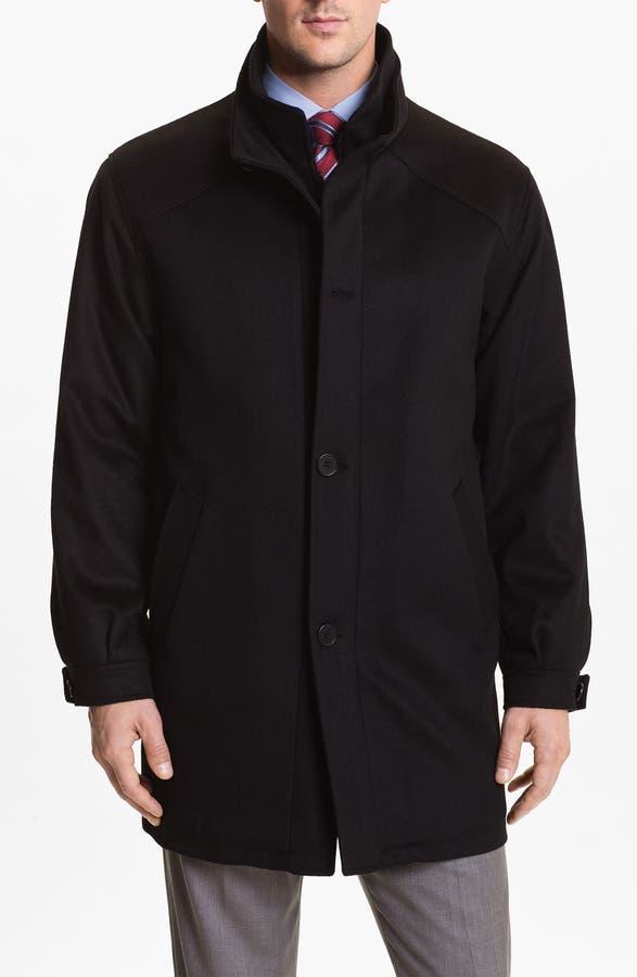 Cardinal of Canada Wool Blend Car Coat | Nordstrom