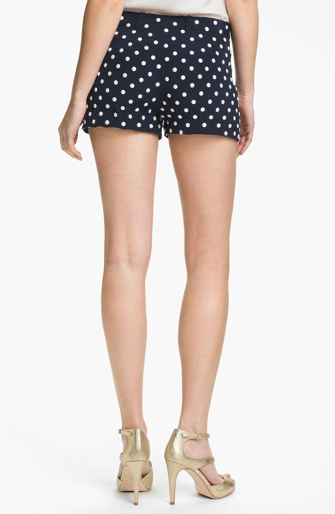 Alternate Image 2  - Diane von Furstenberg 'Fran' Studded Shorts