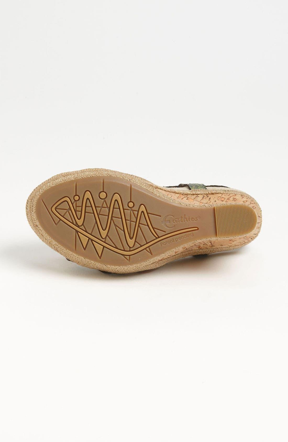 Alternate Image 4  - Earthies® 'Corsica' Sandal