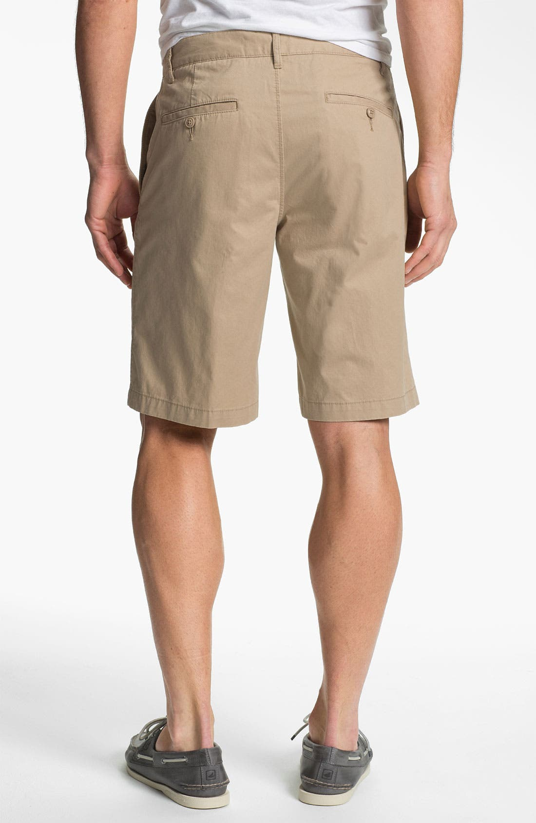 Alternate Image 2  - Lacoste Relaxed Fit Bermuda Shorts