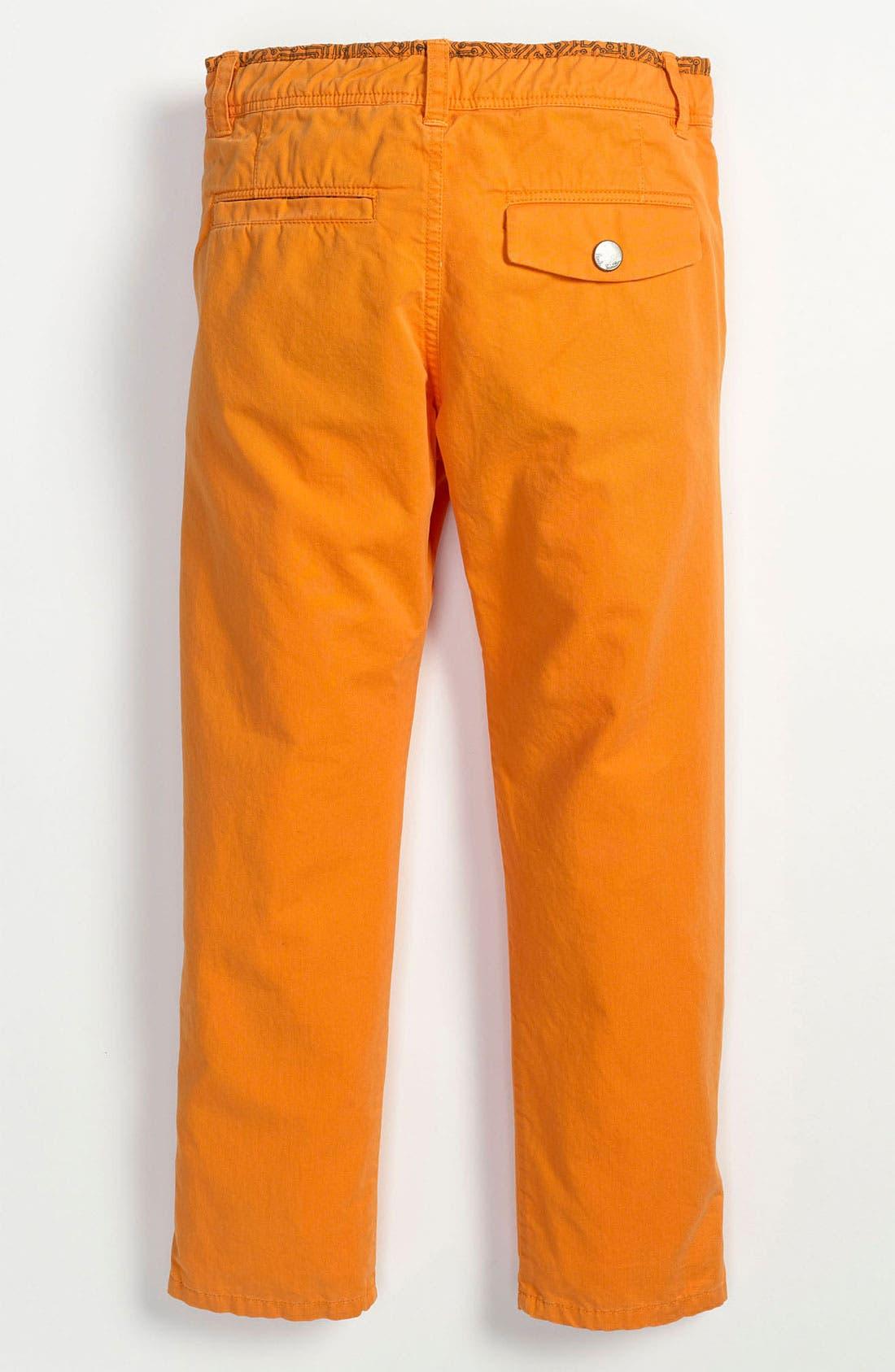 Alternate Image 2  - Paul Smith Junior 'Drice' Straight Leg Pants (Little Boys & Big Boys)