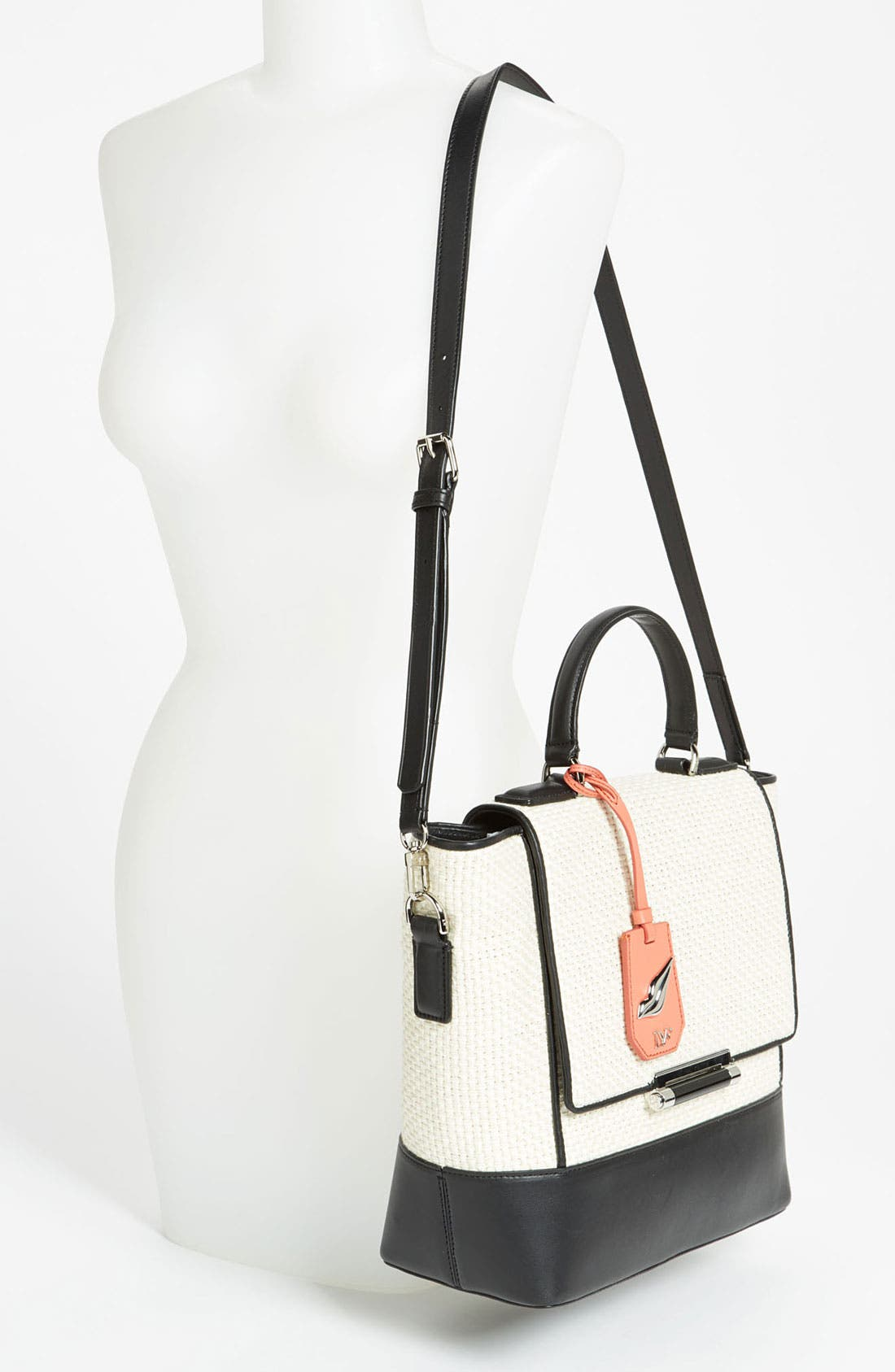 Alternate Image 2  - Diane von Furstenberg '440 Top Handle - Small' Tote