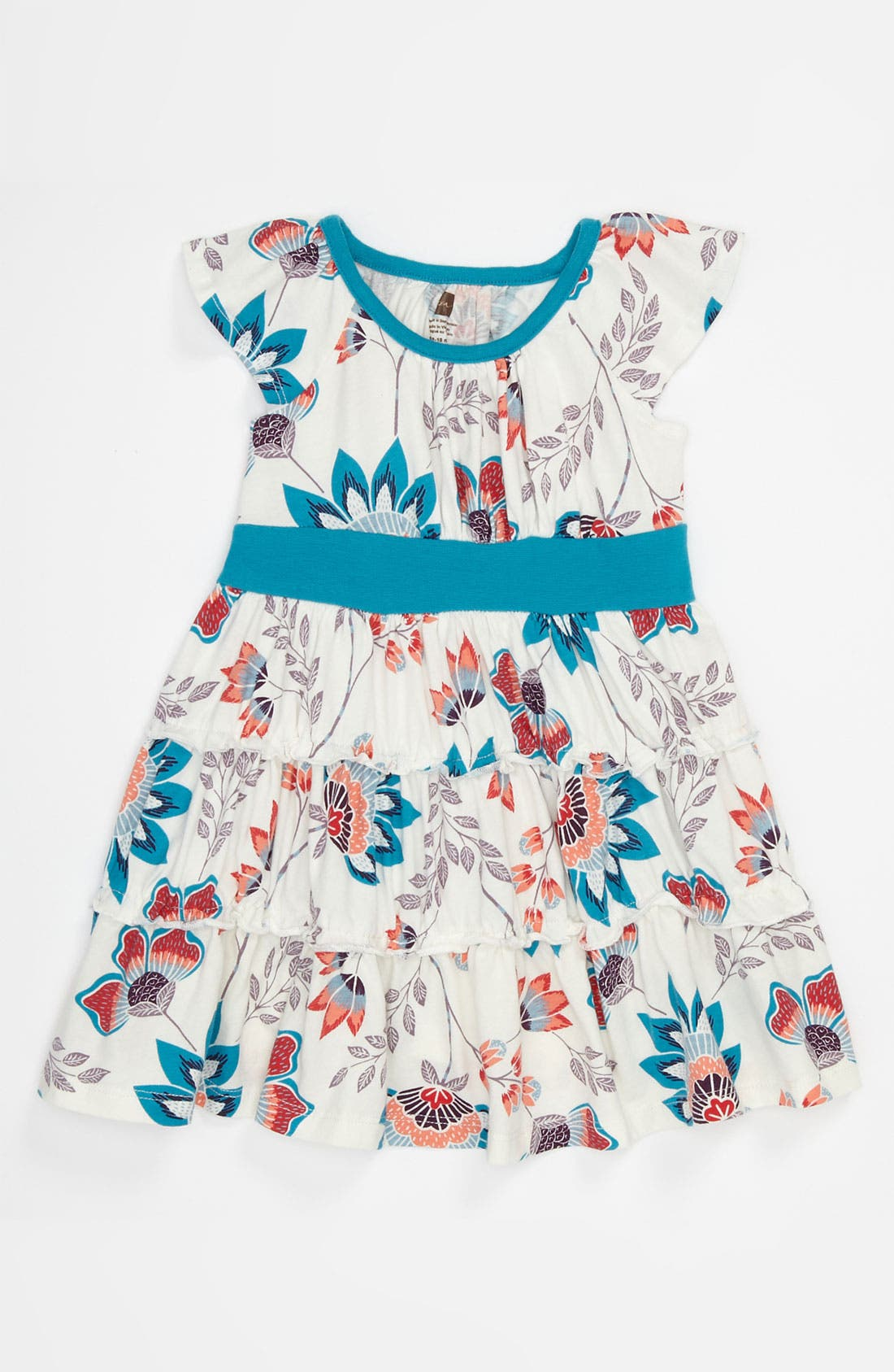 Alternate Image 1 Selected - Tea Collection 'Ardmore' Dress (Baby)