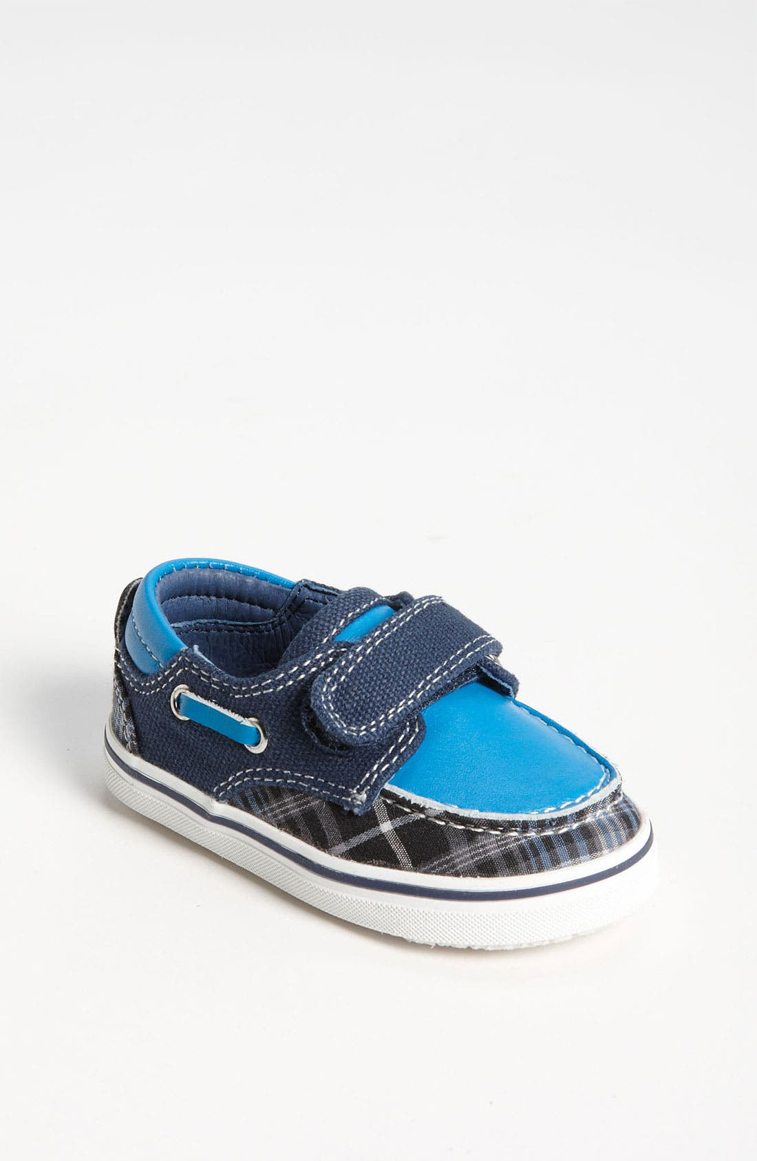 Alternate Image 1 Selected - Cole Haan 'Mini Cory' Boat Shoe (Baby)
