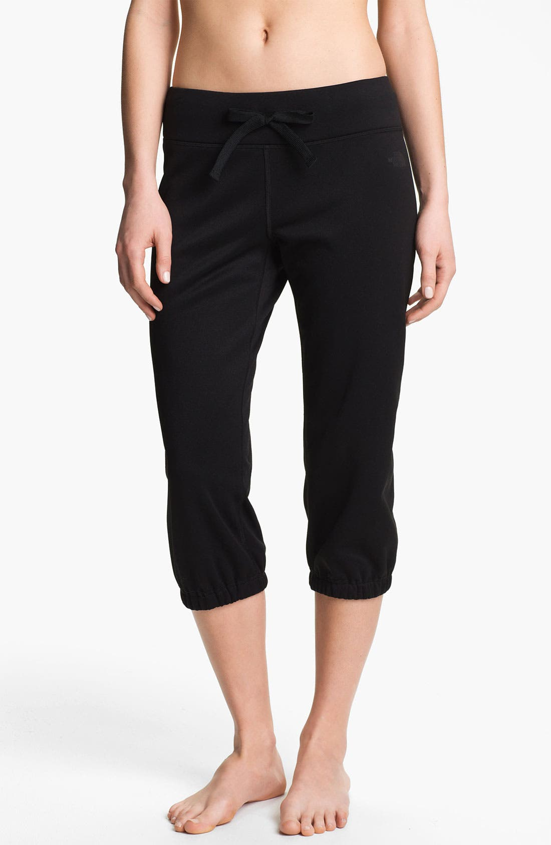 Alternate Image 1 Selected - The North Face 'Fave-Our-Ite' Capri Sweatpants