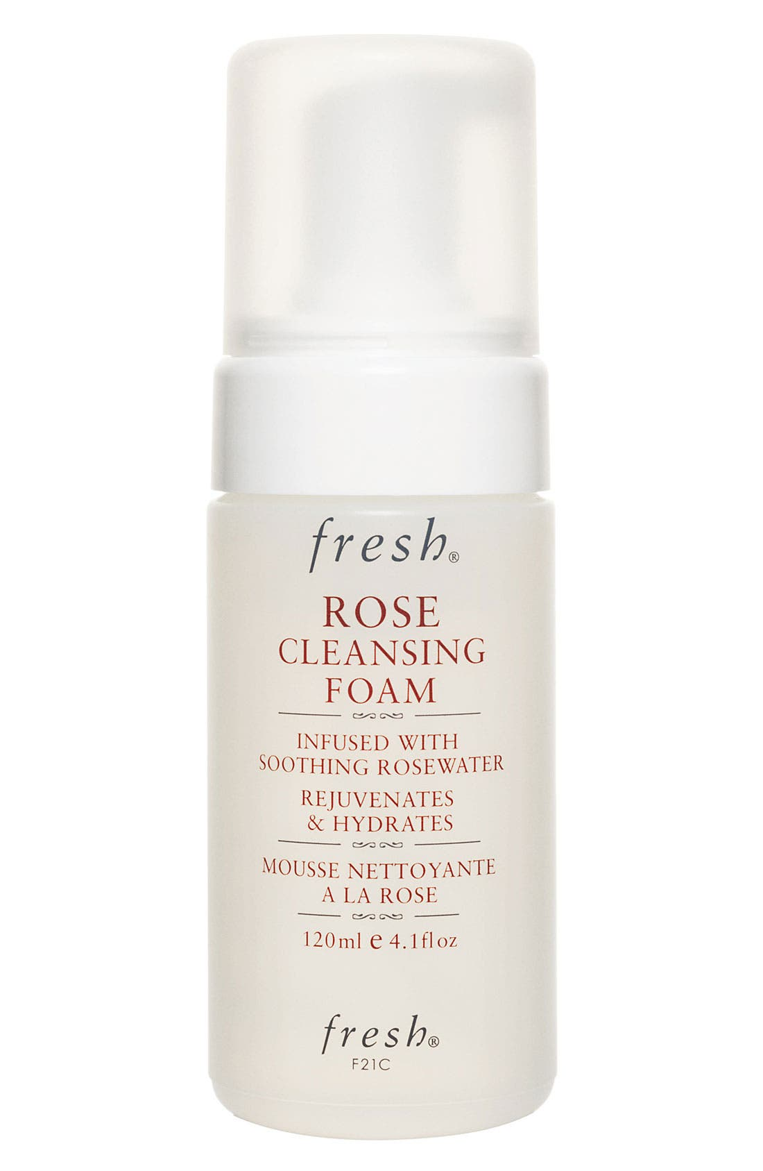 Fresh® Rose Cleansing Foam